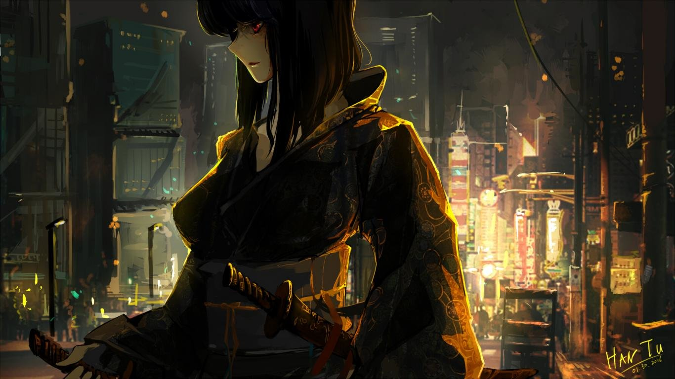 Download laptop Ghost In The Shell PC background ID:442065 for free