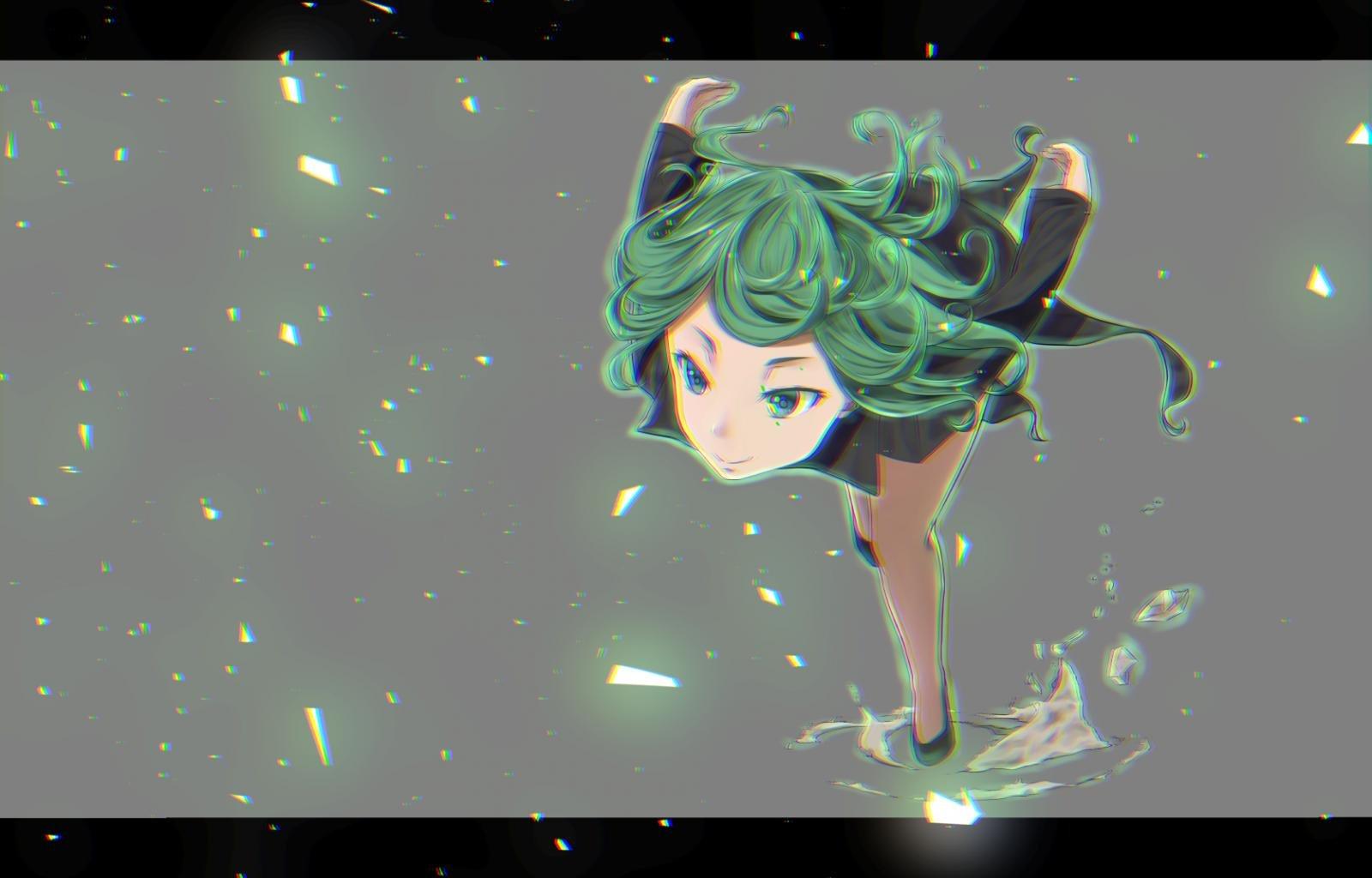Tatsumaki One Punch Man Wallpapers Hd For Desktop Backgrounds