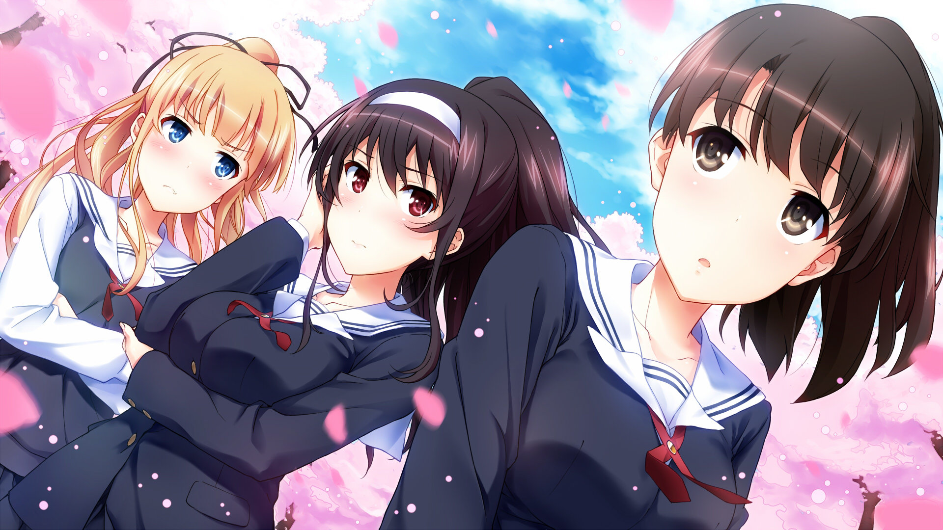 Free Saekano: How To Raise A Boring Girlfriend high quality wallpaper ID:359511 for hd 1080p desktop