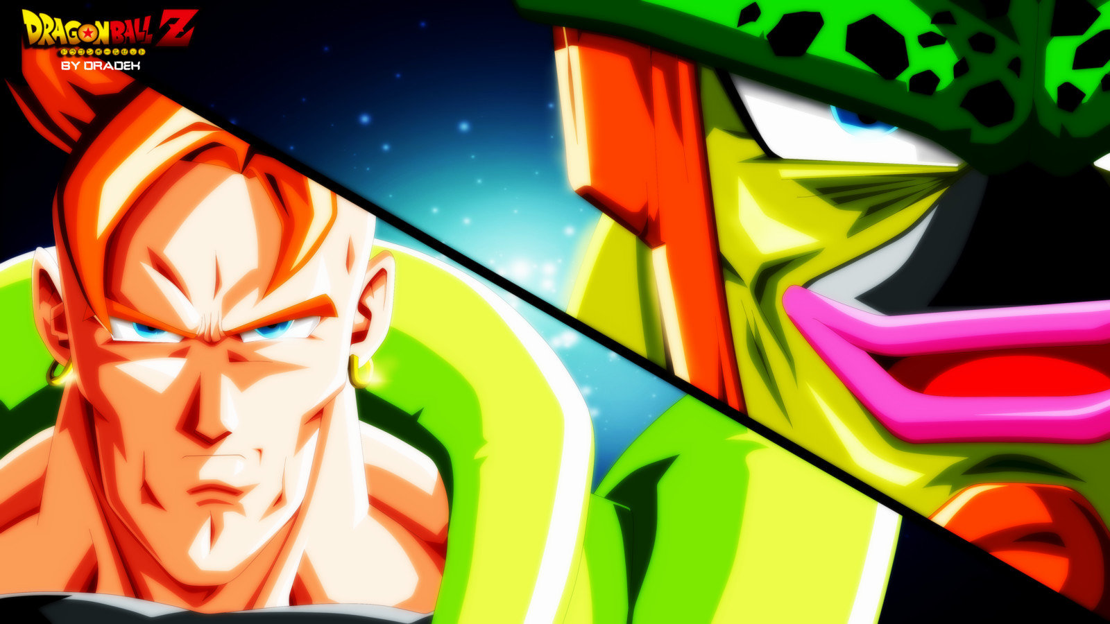Free Cell (Dragon Ball) high quality background ID:462044 for hd 1600x900 PC