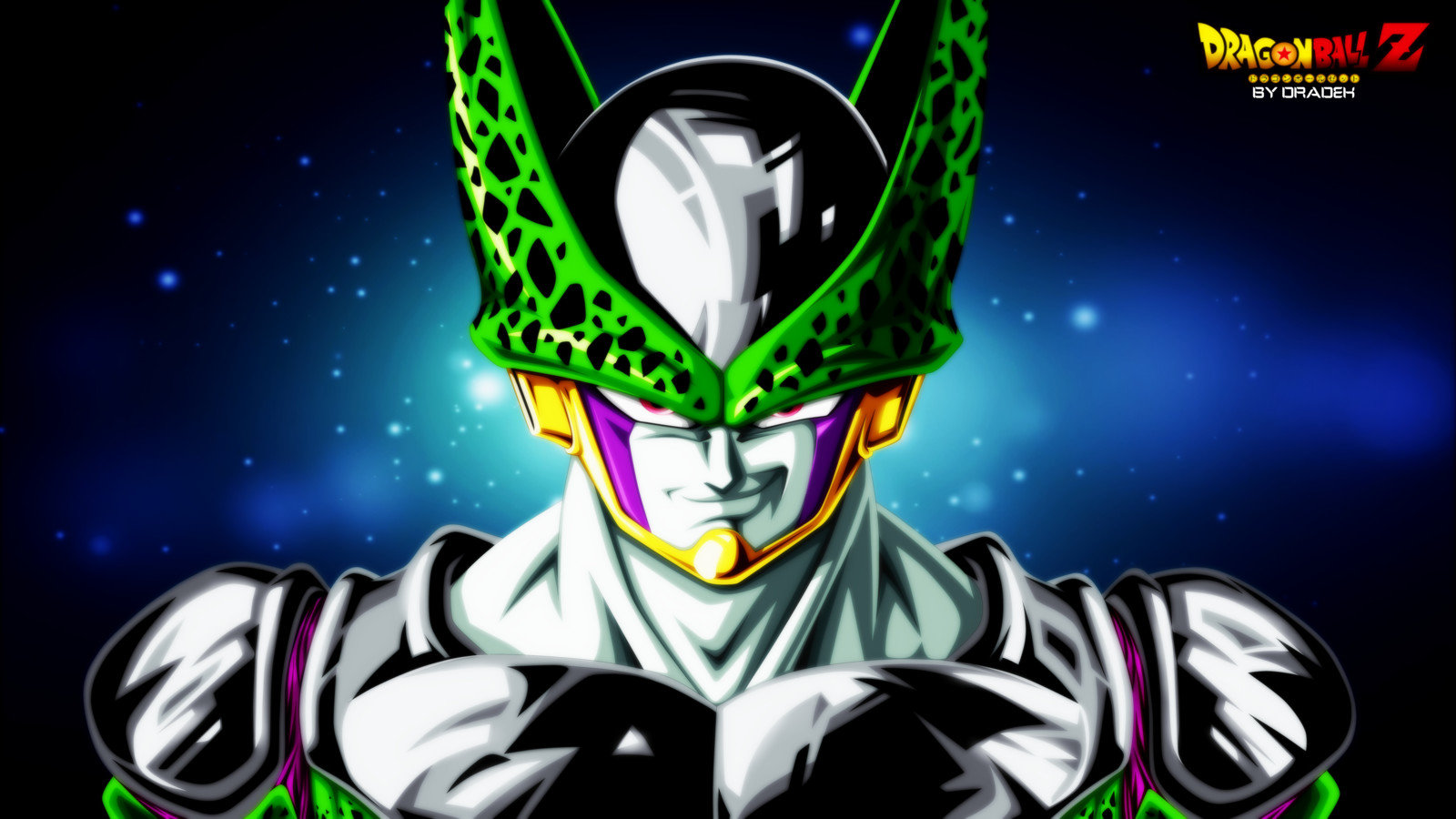 Awesome Cell (Dragon Ball) free wallpaper ID:462055 for hd 1600x900 PC