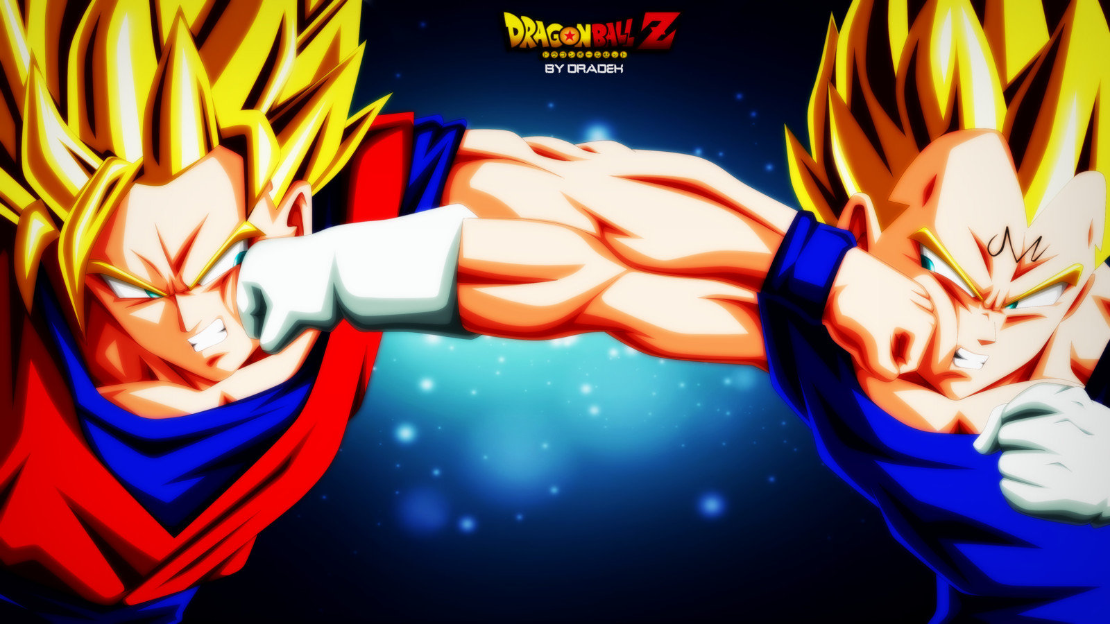 Free Dragon Ball Z (DBZ) high quality background ID:462191 for hd 1600x900 computer