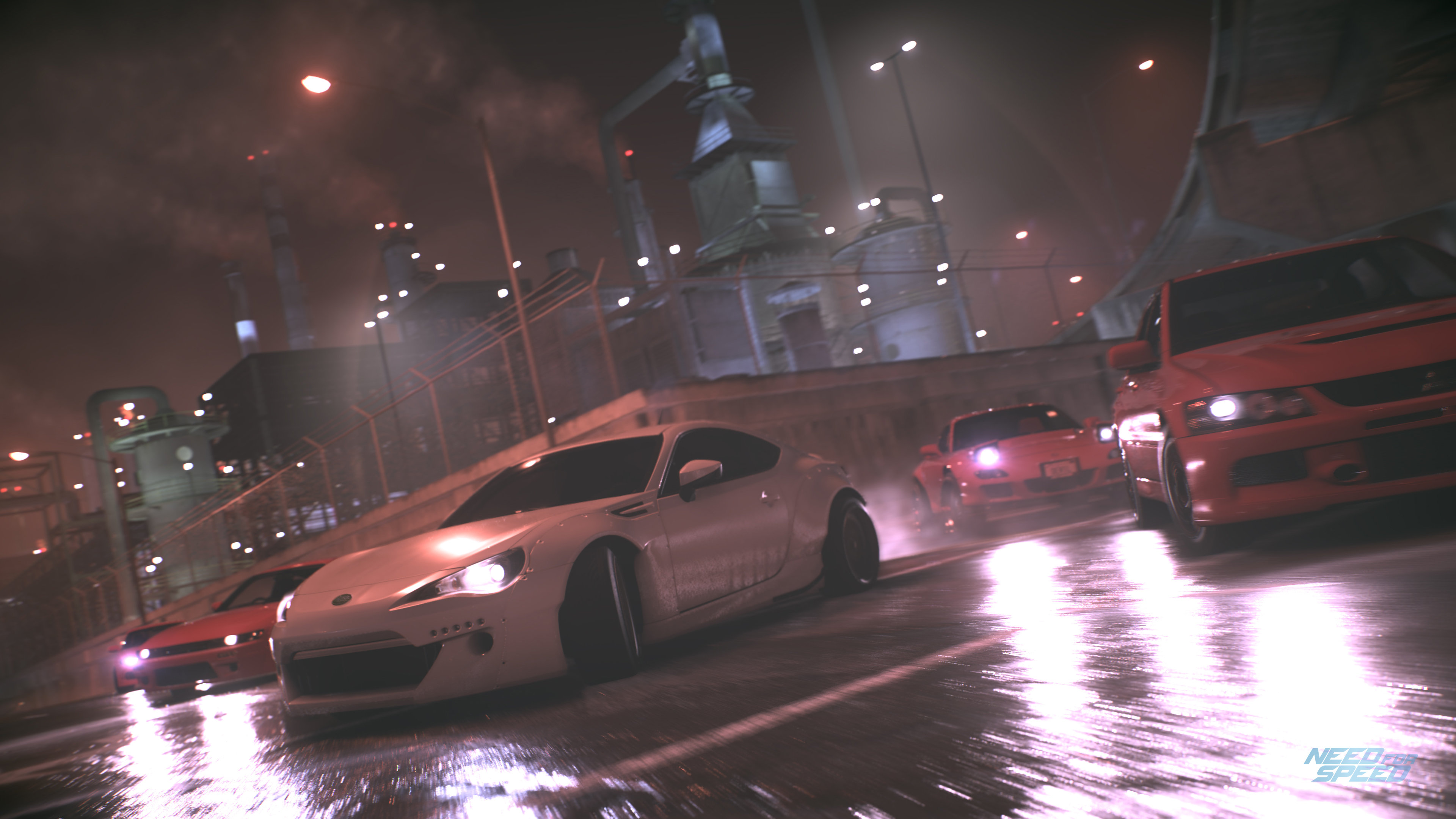 Need For Speed 2015 Wallpapers 3840x2160 Ultra Hd 4k