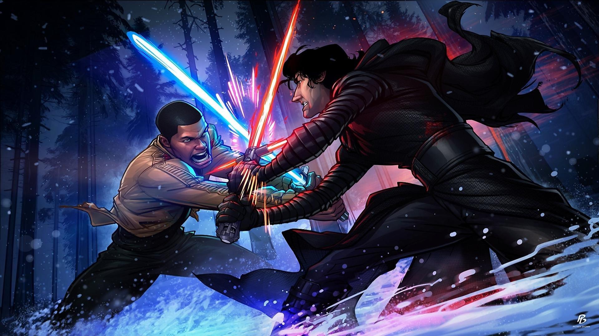 Download 1080p Star Wars Episode 7 Vii The Force Awakens Desktop Background Id 282729 For