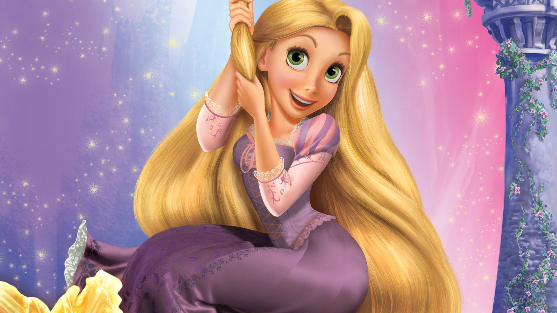 Tangled Wallpapers 1920x1080 Full Hd 1080p Desktop Backgrounds