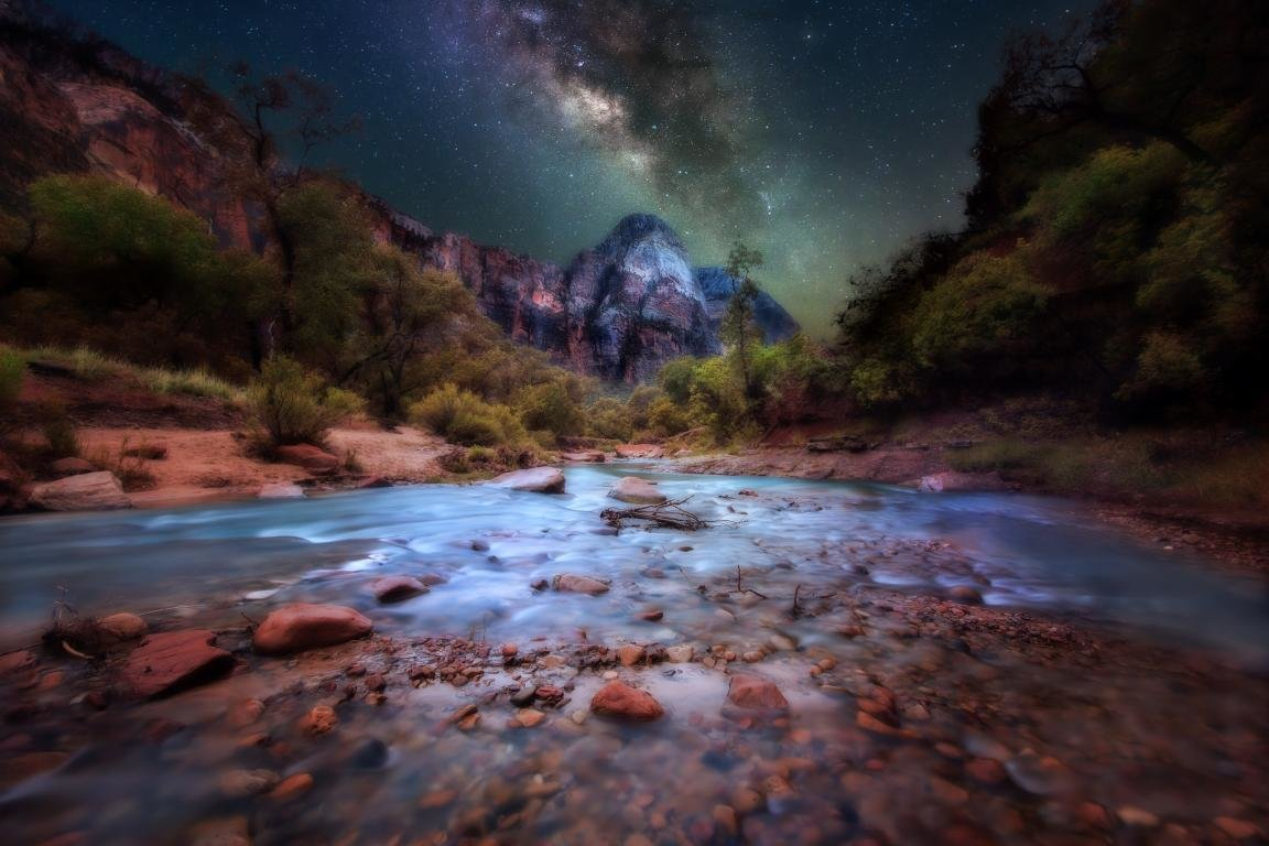 Zion National Park Wallpapers Hd For Desktop Backgrounds
