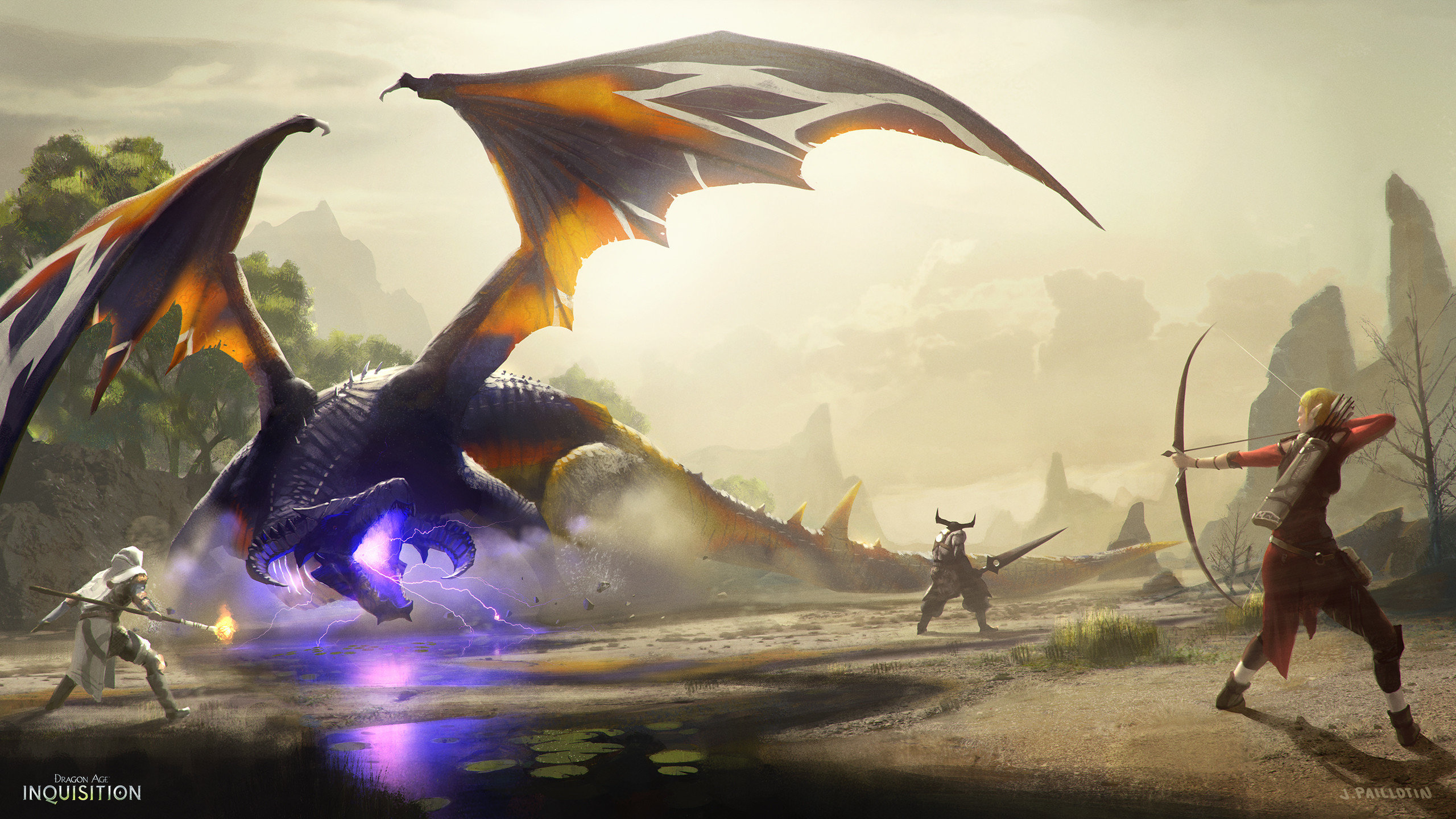 Awesome Dragon Age Inquisition Free Wallpaper Id204616 For