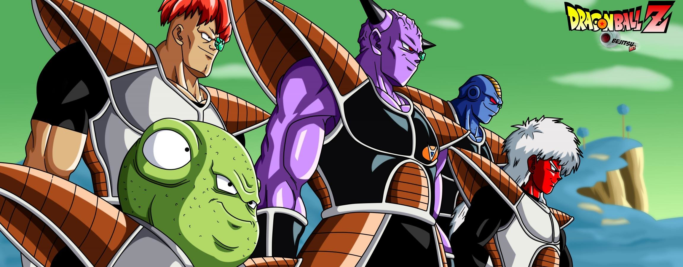 Dual Monitor Dragon Ball Z Dbz Wallpapers Hd Backgrounds