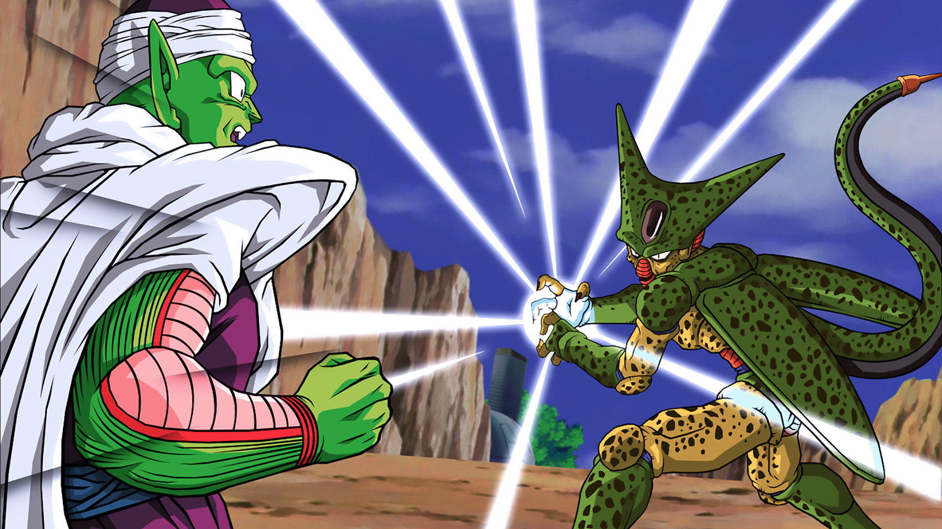 Download full hd 1080p Dragon Ball Z (DBZ) PC background ID:462094 for free