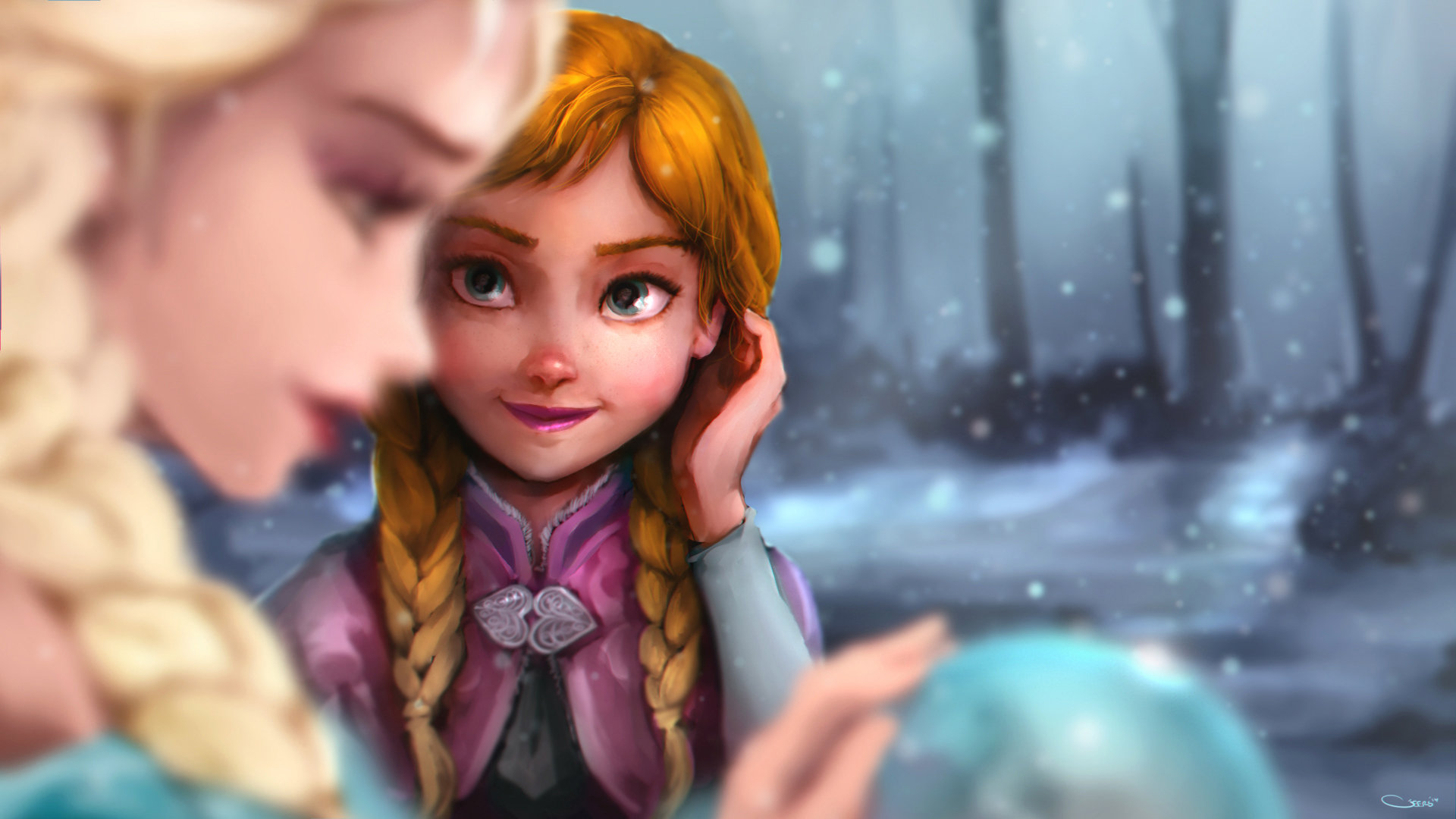 Best Frozen wallpaper ID:379915 for High Resolution full hd computer