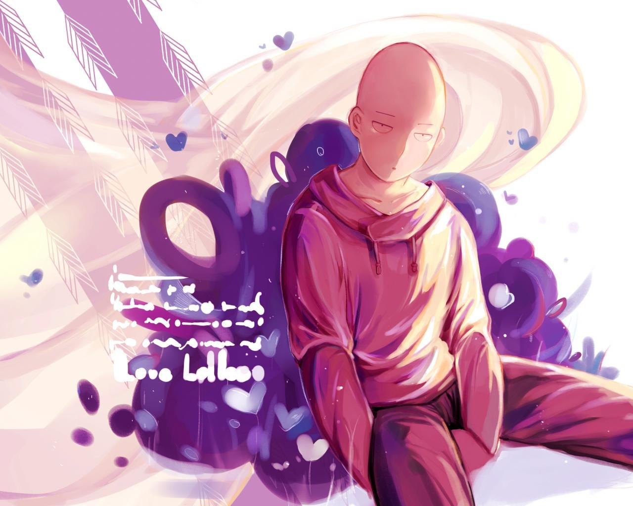 Free Saitama (One-Punch Man) high quality background ID:345398 for hd 1280x1024 PC