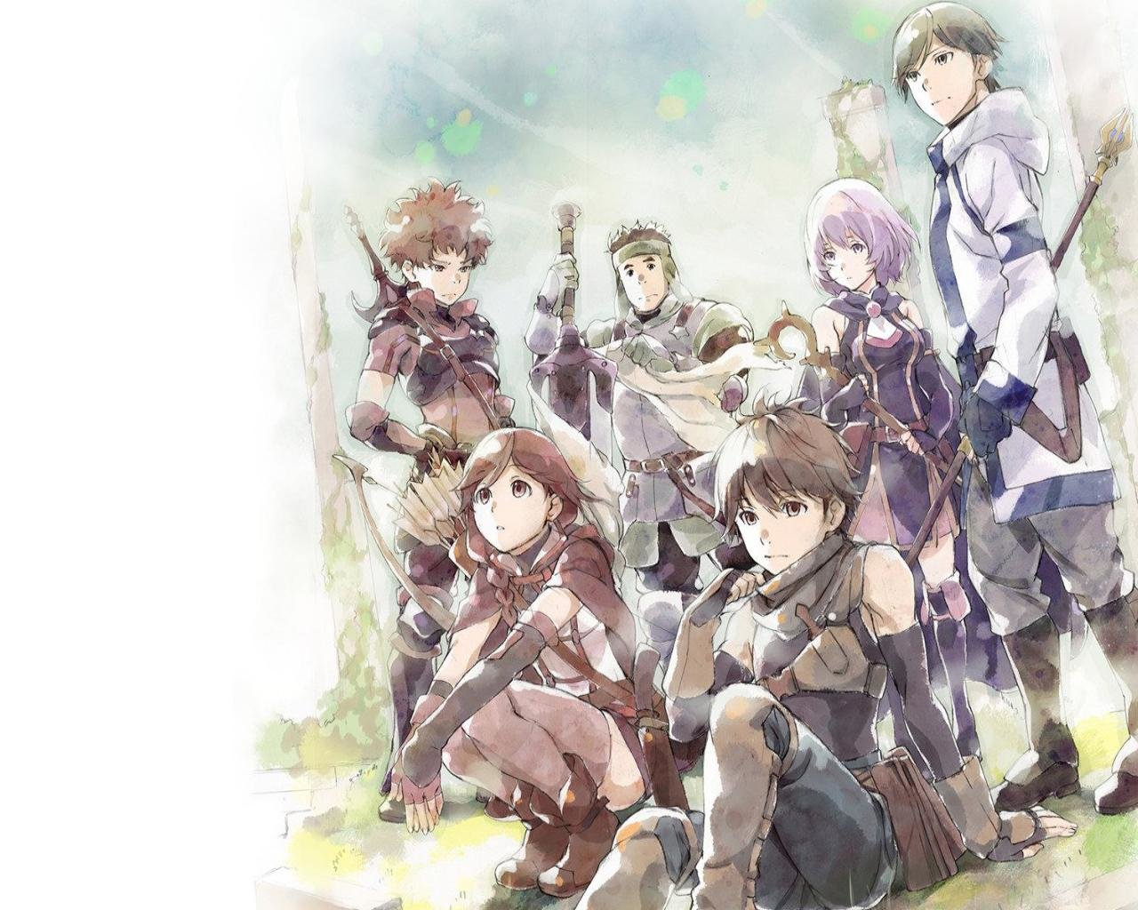 Awesome Grimgar Of Fantasy And Ash free wallpaper ID:39931 for hd 1280x1024 PC