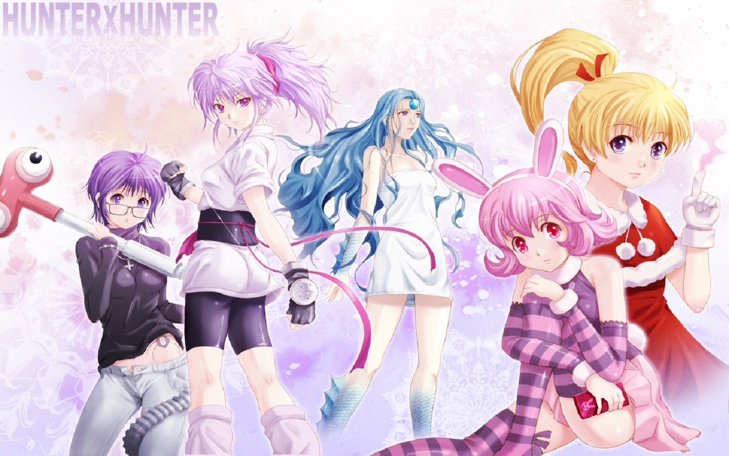 High resolution Hunter X Hunter hd 1440x900 wallpaper ID:10897 for computer
