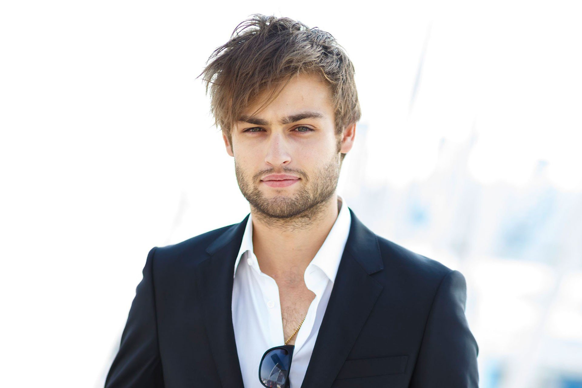 High resolution Douglas Booth hd 1920x1280 background ID:144821 for PC