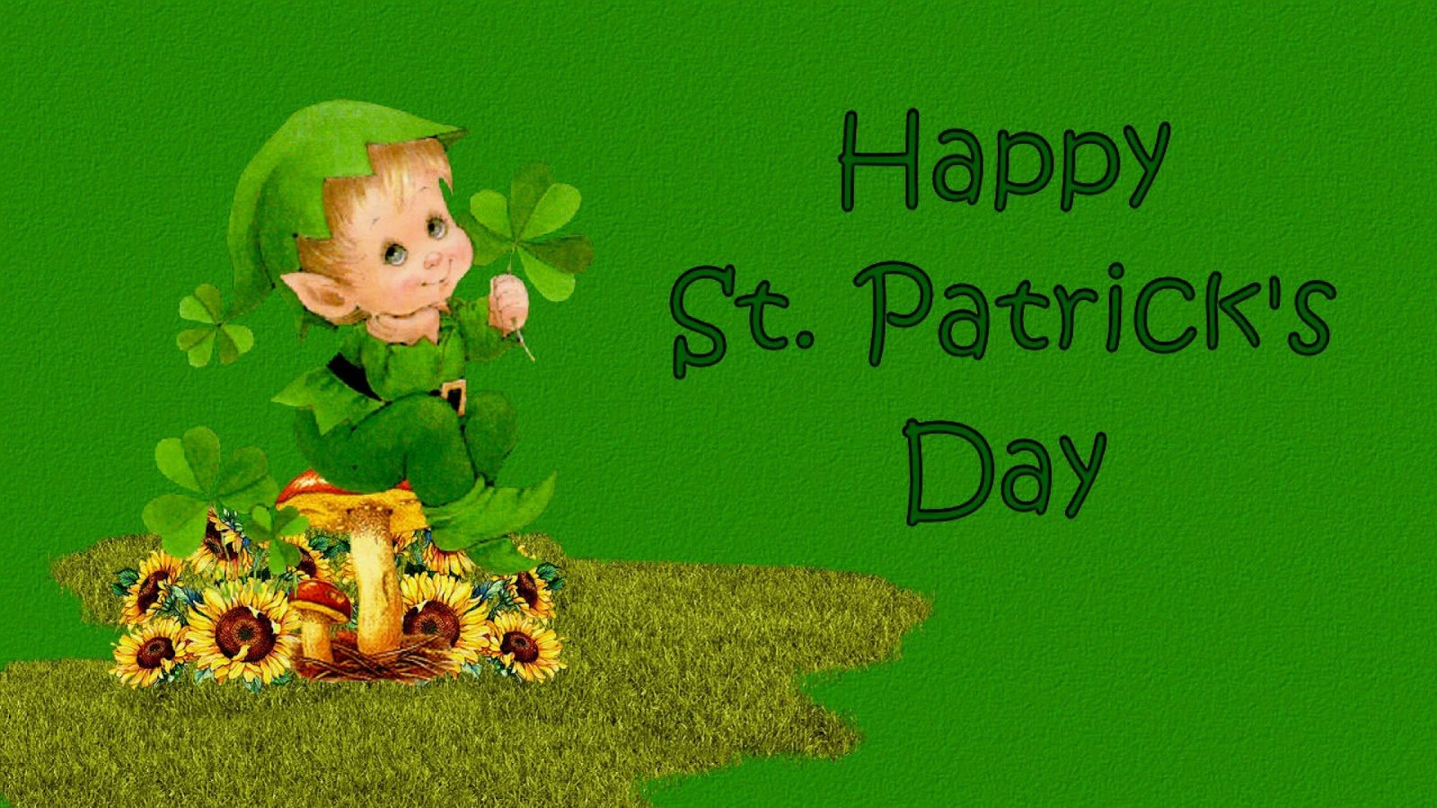St Patrick S Day Wallpapers 1600x900 Desktop Backgrounds