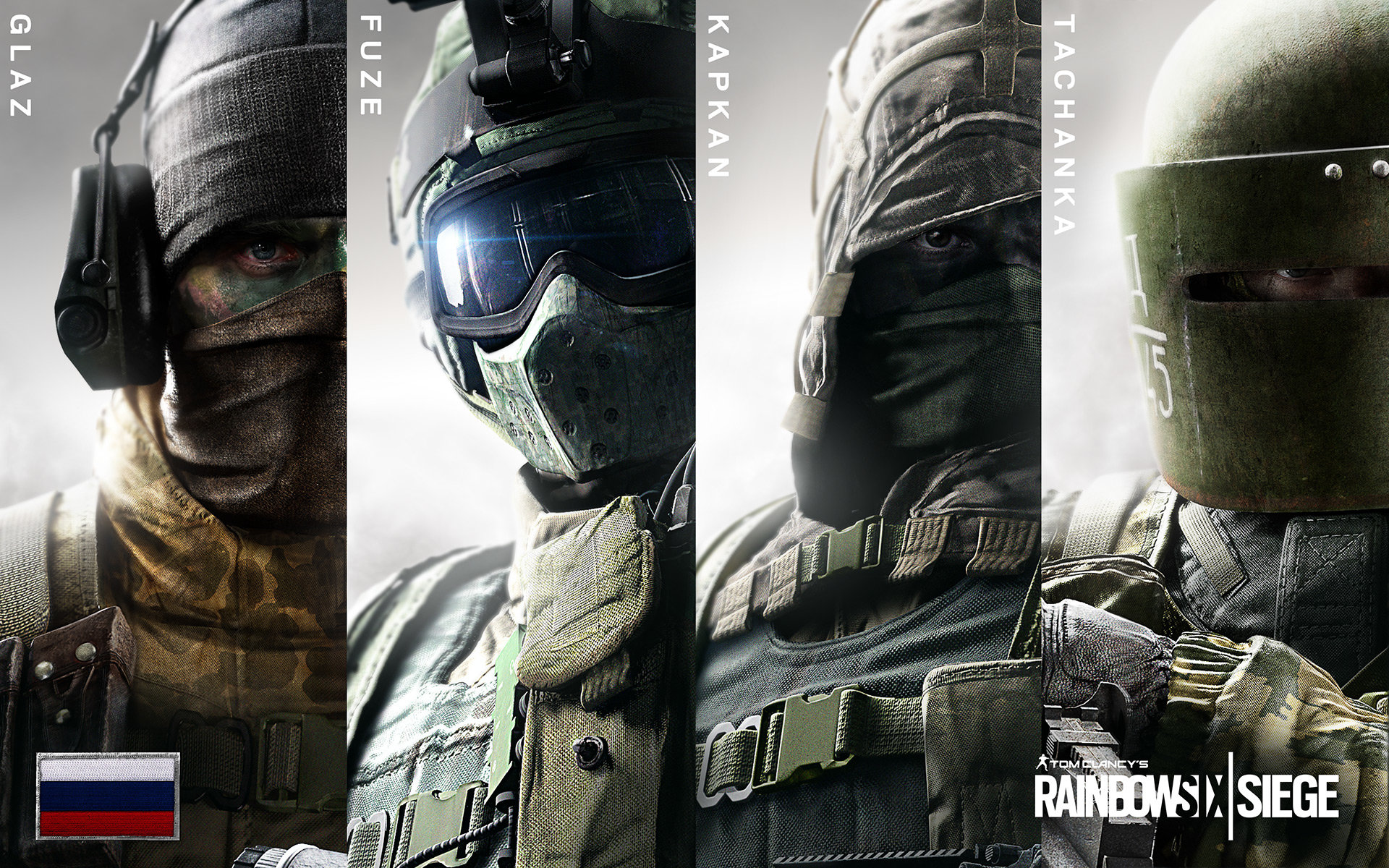Tom Clancy S Rainbow Six Siege Wallpapers Hd For Desktop Backgrounds