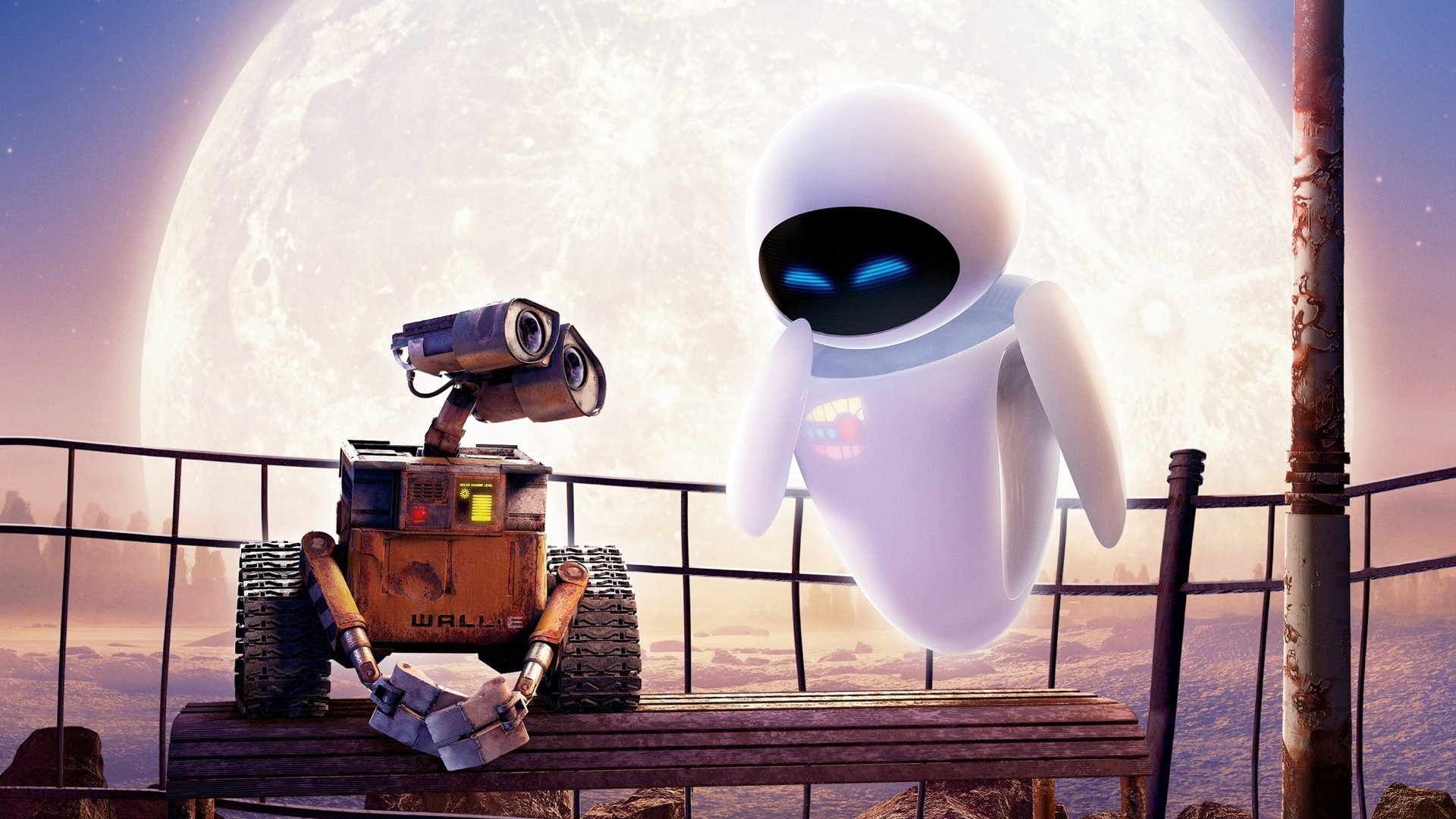 Download full hd Wall.E computer wallpaper ID:25902 for free