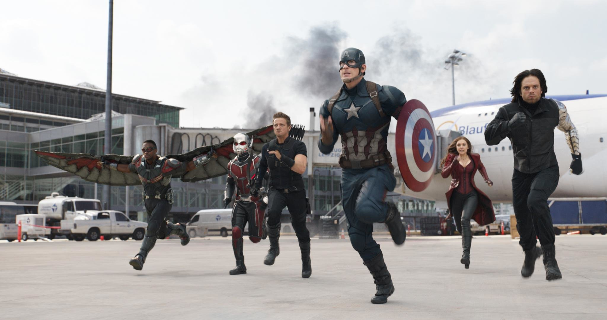 Best Captain America: Civil War wallpaper ID:191440 for High Resolution hd 2048x1080 PC