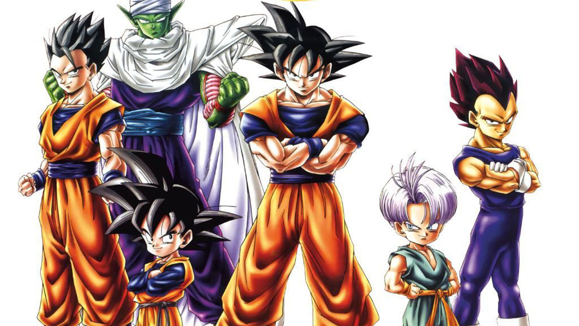 Download Full Hd 1080p Dragon Ball Z DBZ Computer Background ID462097 For Free