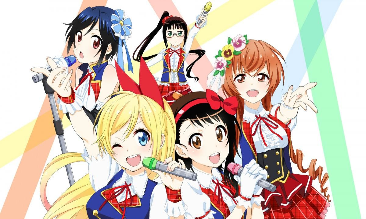 Best Nisekoi wallpaper ID:323322 for High Resolution hd 1200x720 computer