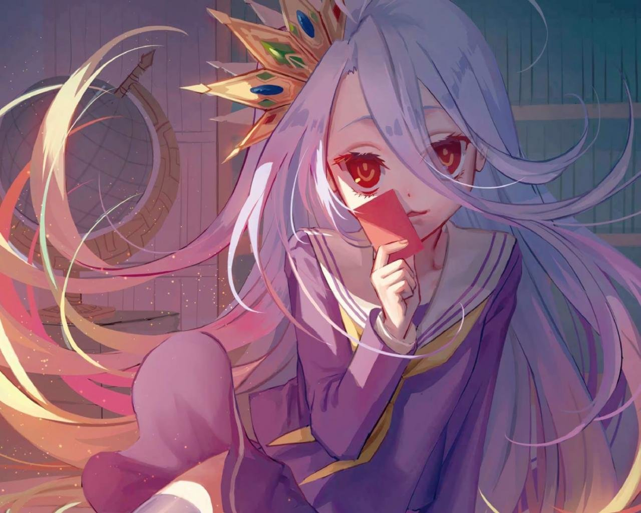 Free download No Game No Life background ID:102429 hd 1280x1024 for PC
