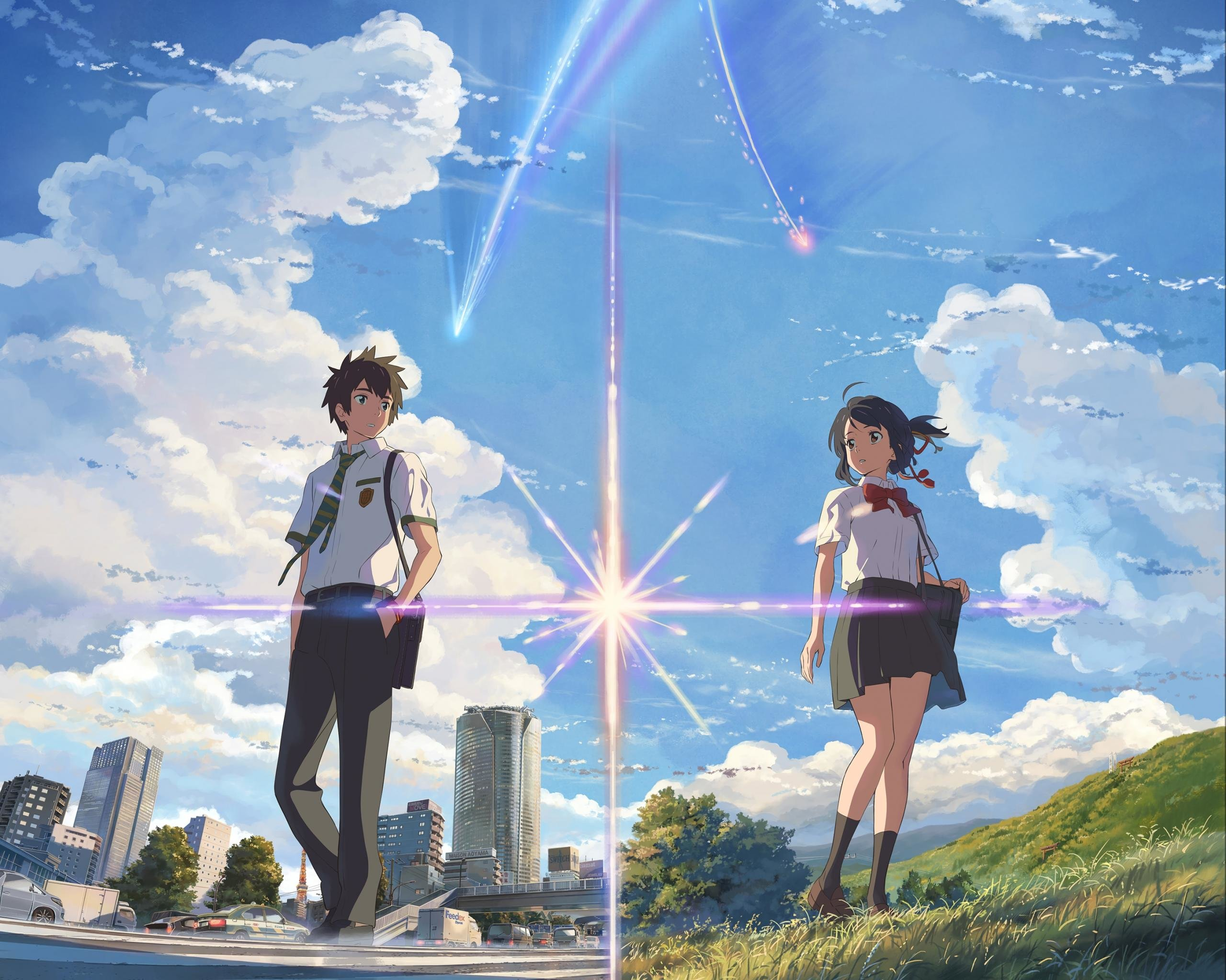 Download hd 2560x2048 Your Name computer wallpaper ID:148251 for free