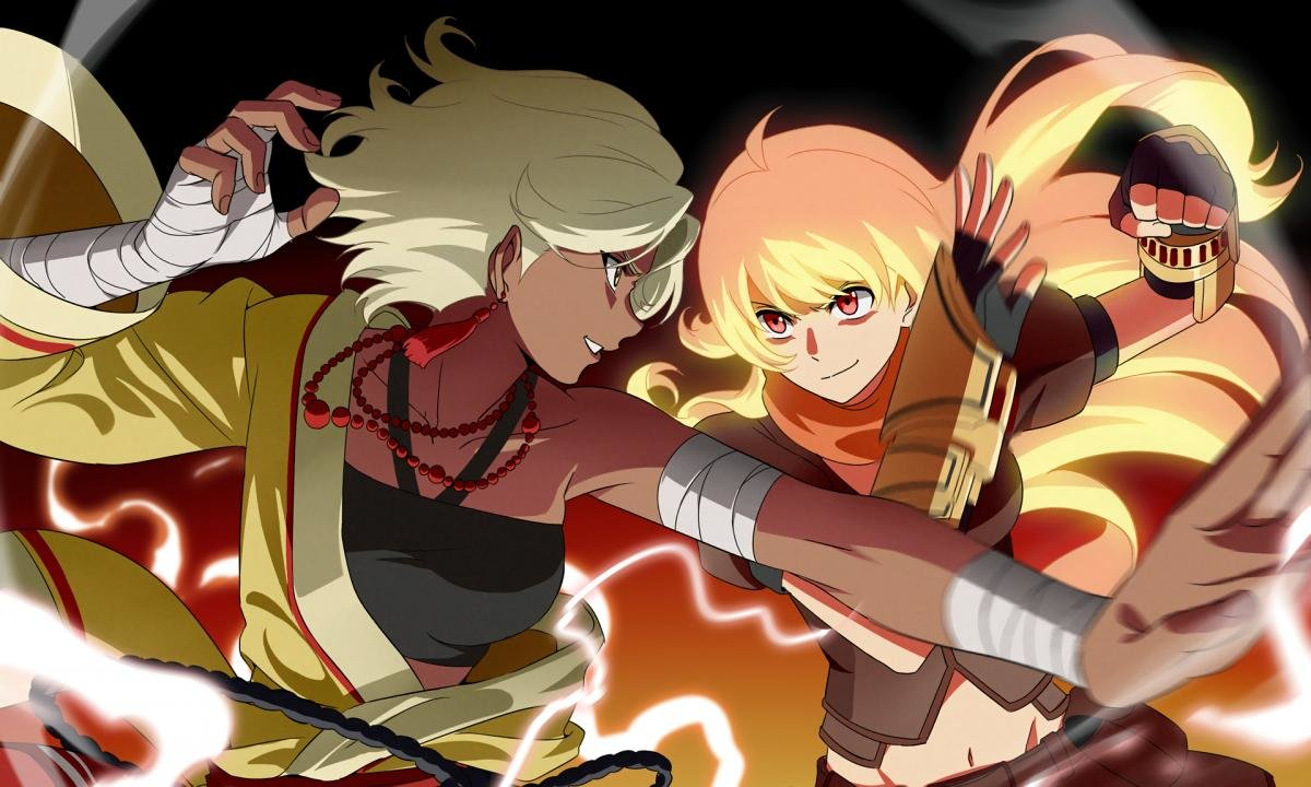 High resolution Yang Xiao Long hd 1200x720 background ID:437681 for computer