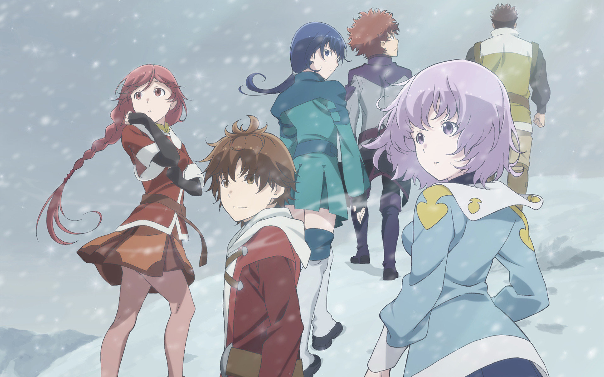 Free Grimgar Of Fantasy And Ash high quality wallpaper ID:39951 for hd 1920x1200 desktop