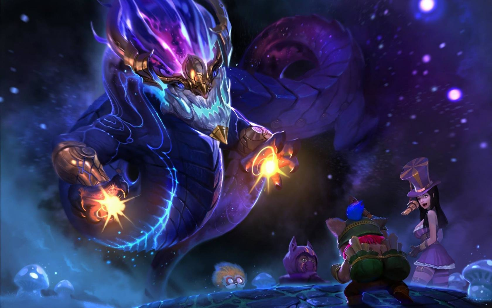 Teemo Wallpapers 1680x1050 Desktop Backgrounds