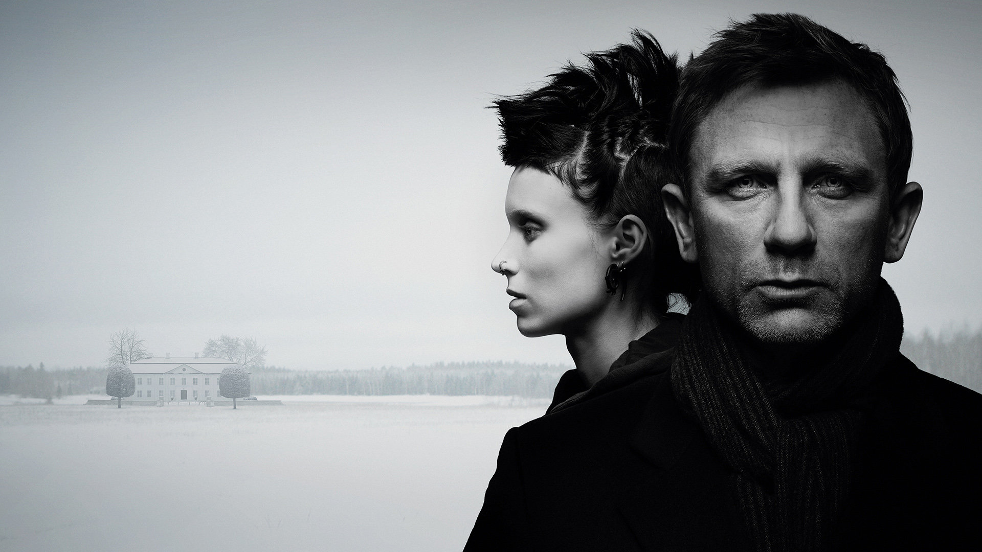 The Girl With The Dragon Tattoo Wallpapers 1920x1080 Full Hd