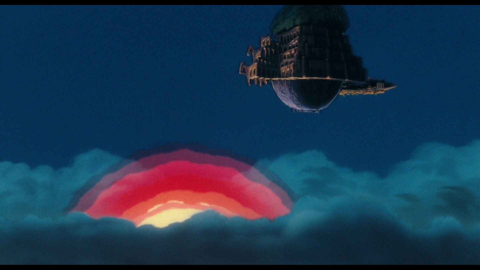 Free Laputa: Castle In The Sky high quality background ID:186142 for full hd PC
