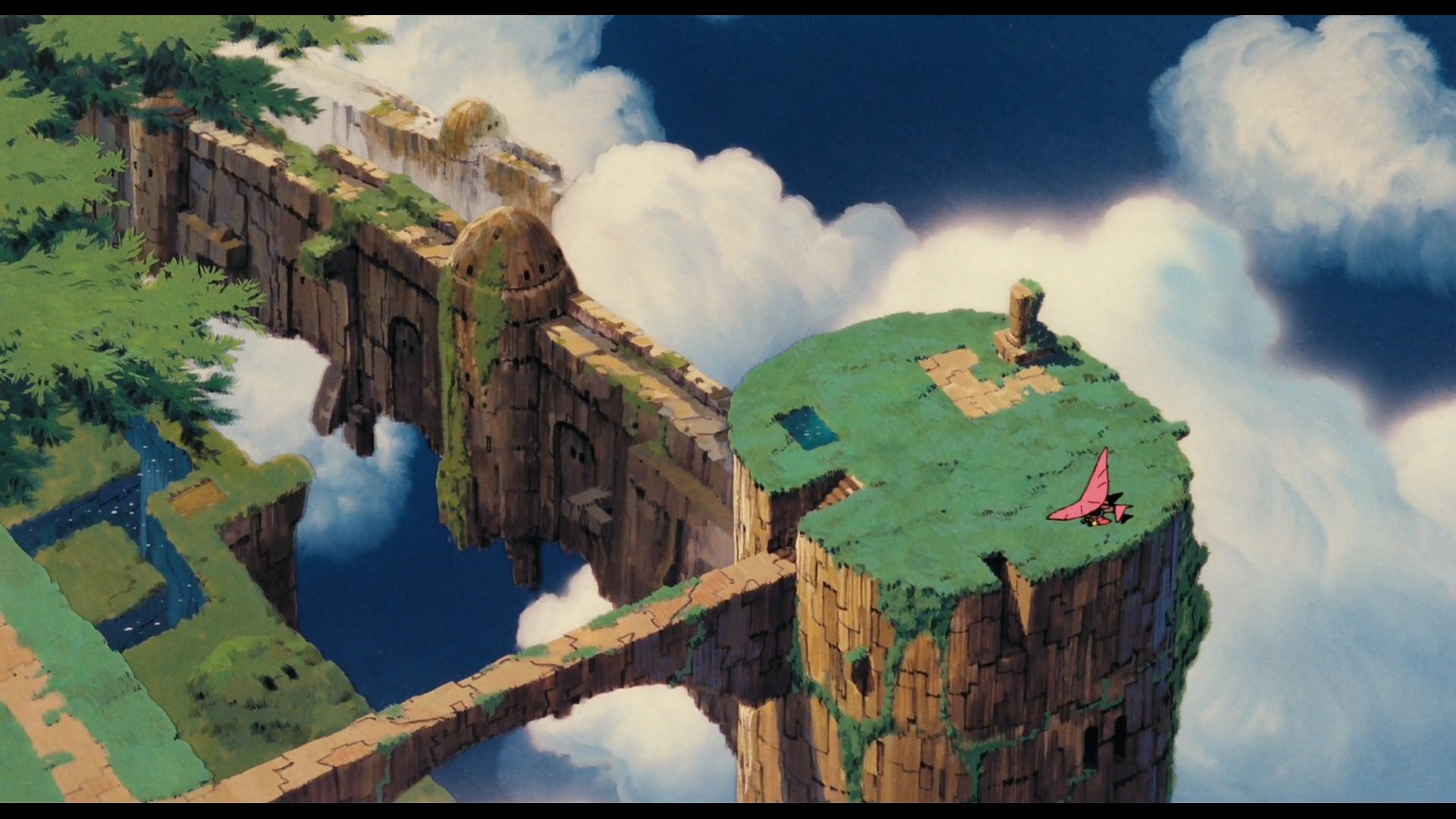Free Laputa Castle In The Sky High Quality Wallpaper Id 186144