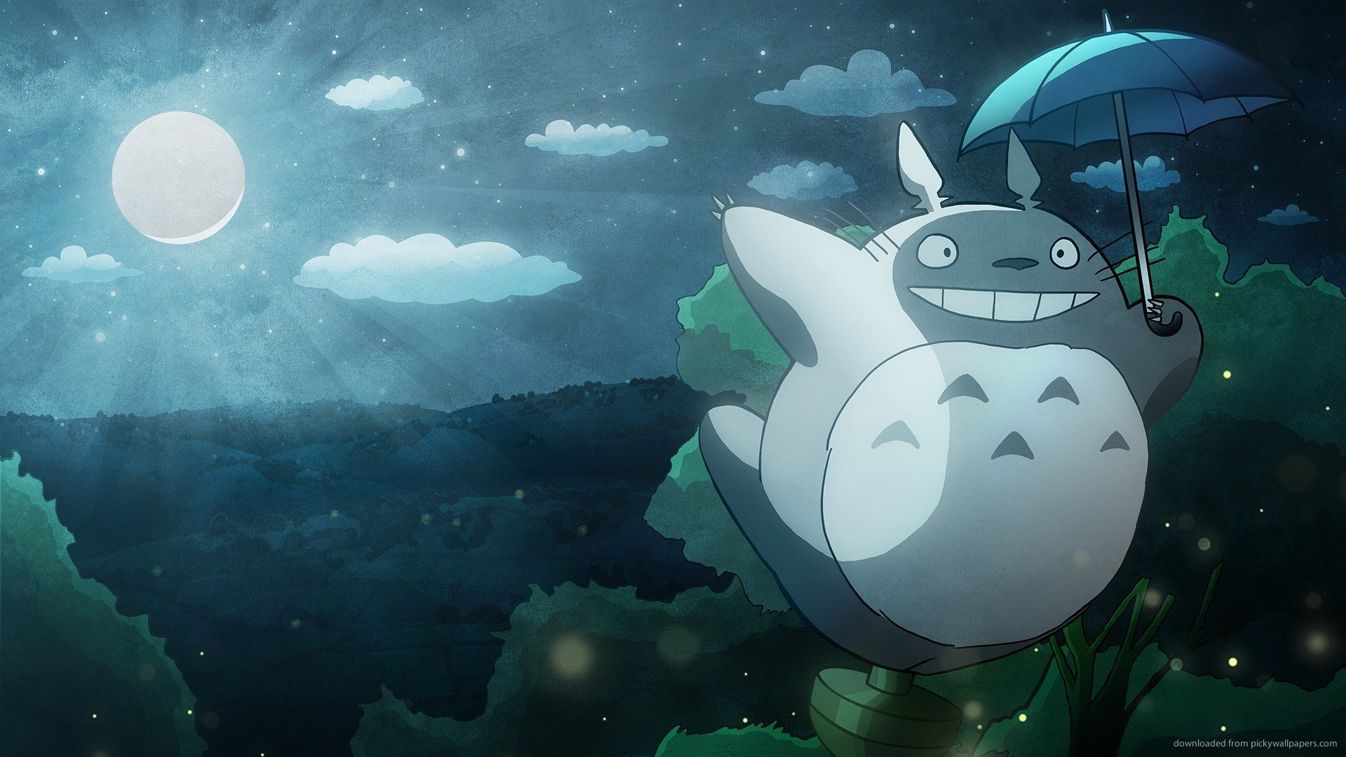 Best My Neighbor Totoro wallpaper ID:259348 for High Resolution hd 1920x1080 PC