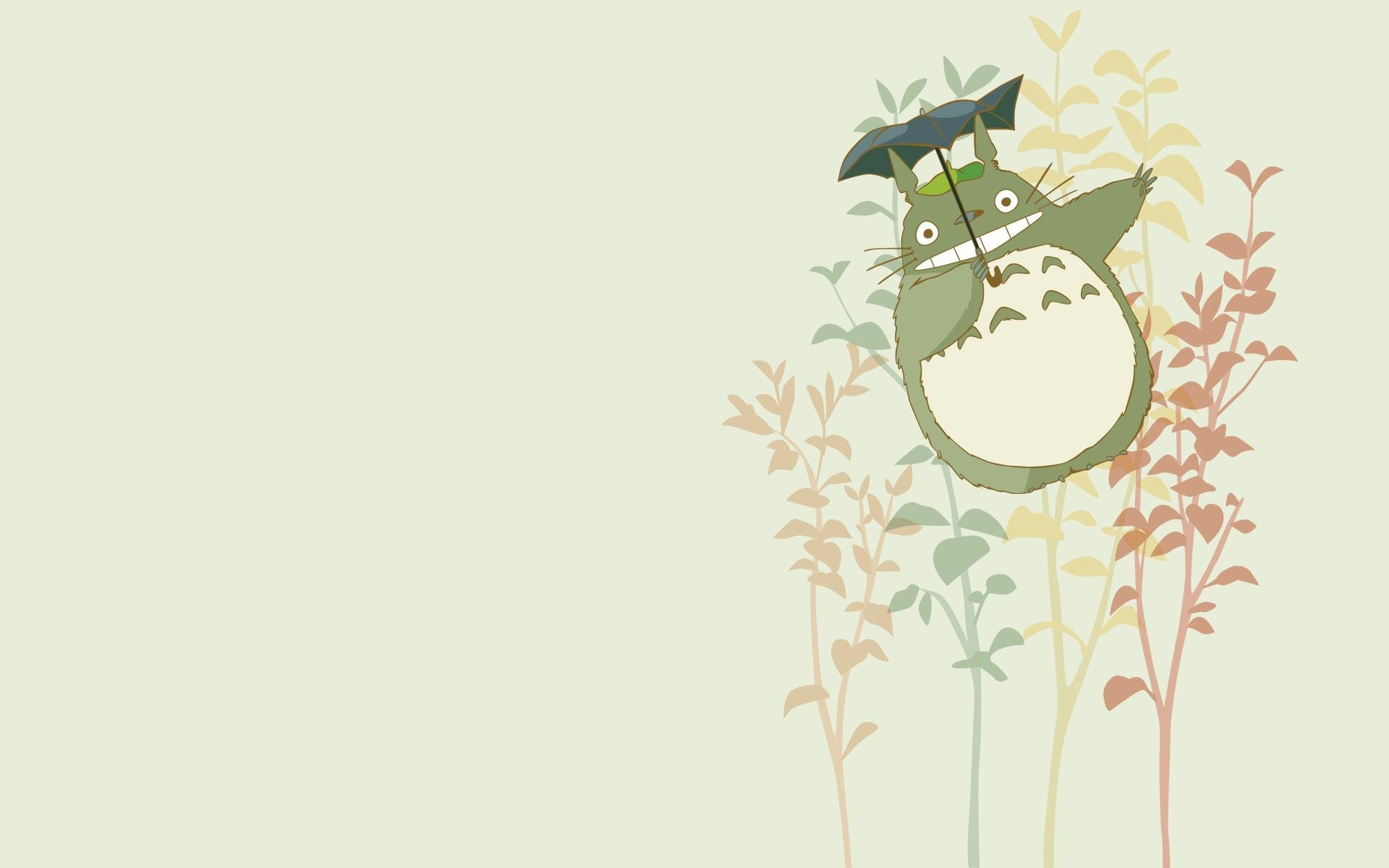High resolution My Neighbor Totoro hd 1920x1200 wallpaper ID:259358 for desktop