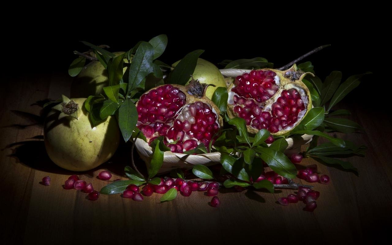 Best Pomegranate background ID:210430 for High Resolution hd 1280x800 desktop
