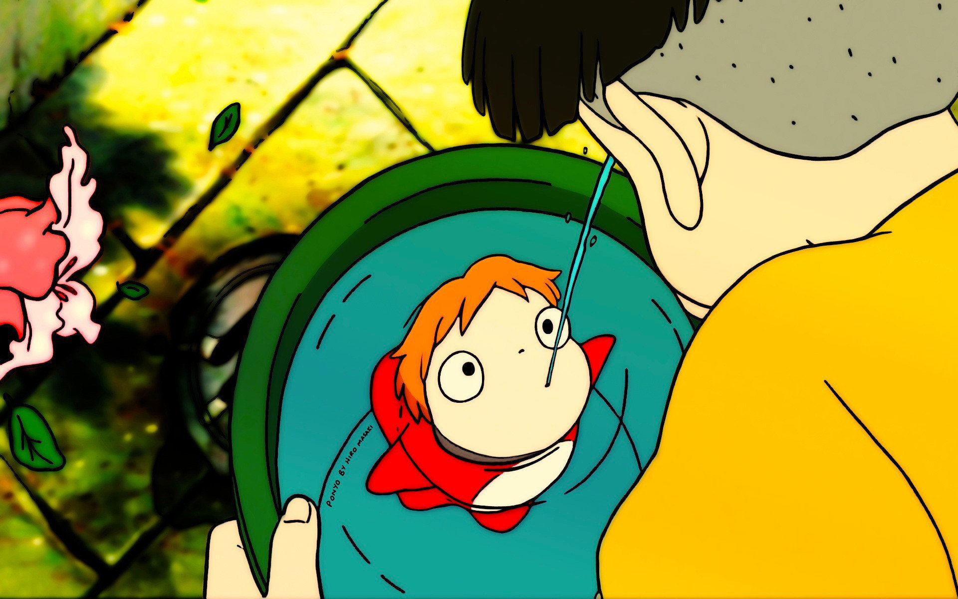 Awesome Ponyo free background ID:430975 for hd 1920x1200 desktop