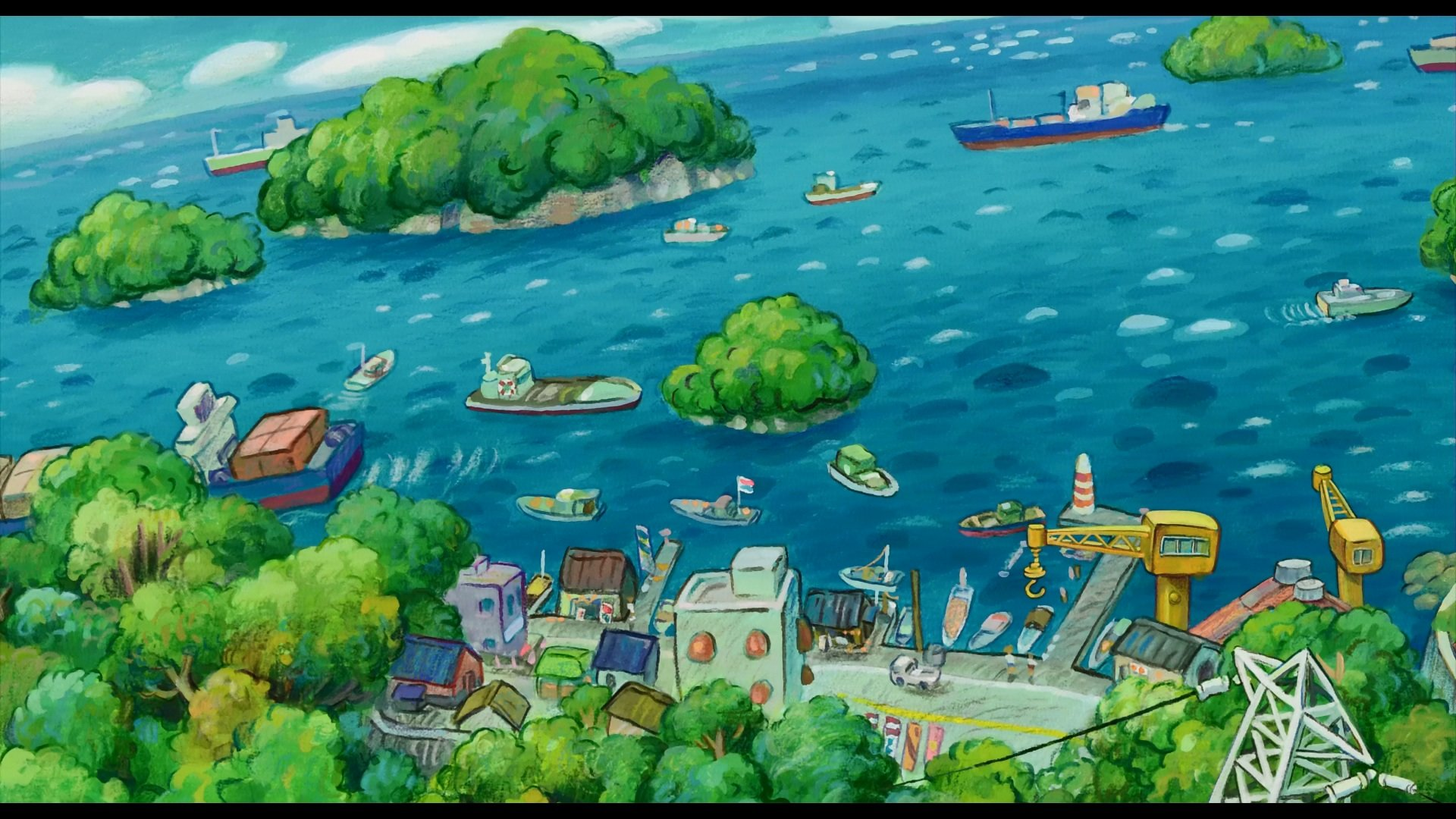 Download hd 1920x1080 Ponyo computer wallpaper ID:430997 for free