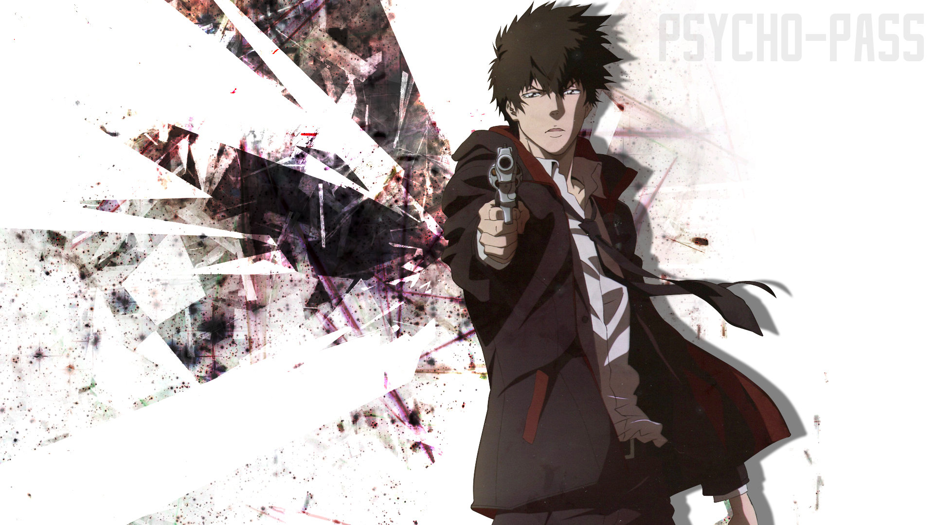 High resolution Psycho-Pass hd 1080p background ID:451798 for computer