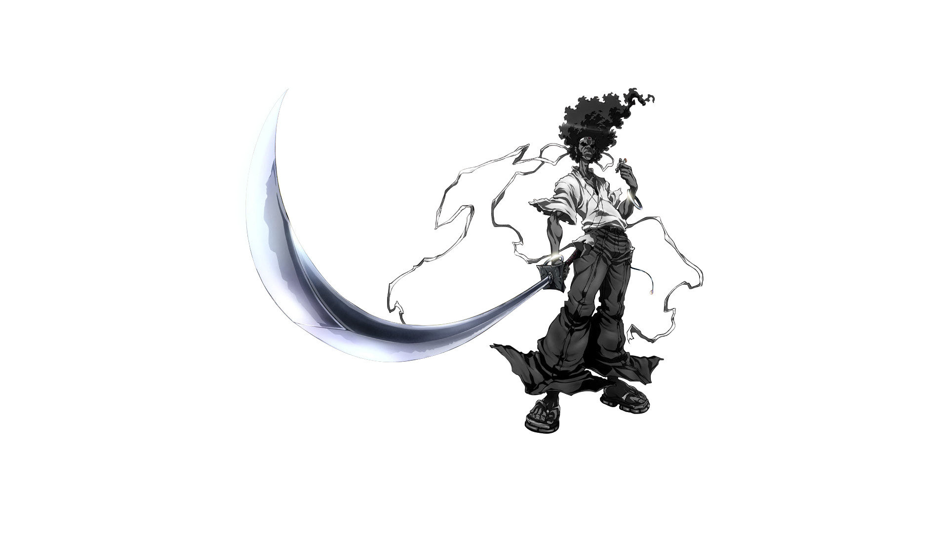 Free download Afro Samurai wallpaper ID:329151 full hd 1920x1080 for computer