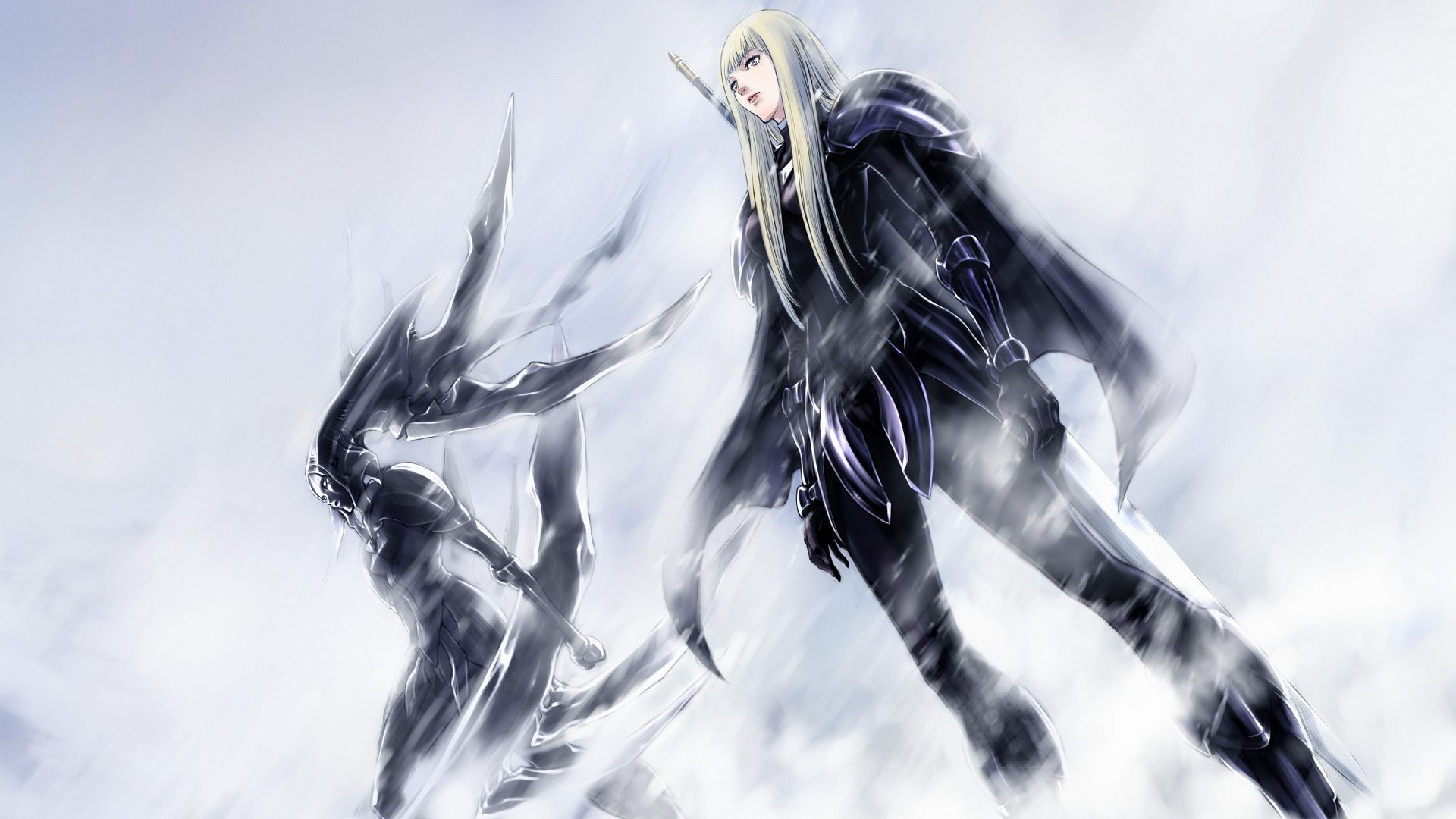 Awesome Claymore free background ID:351275 for full hd 1080p computer