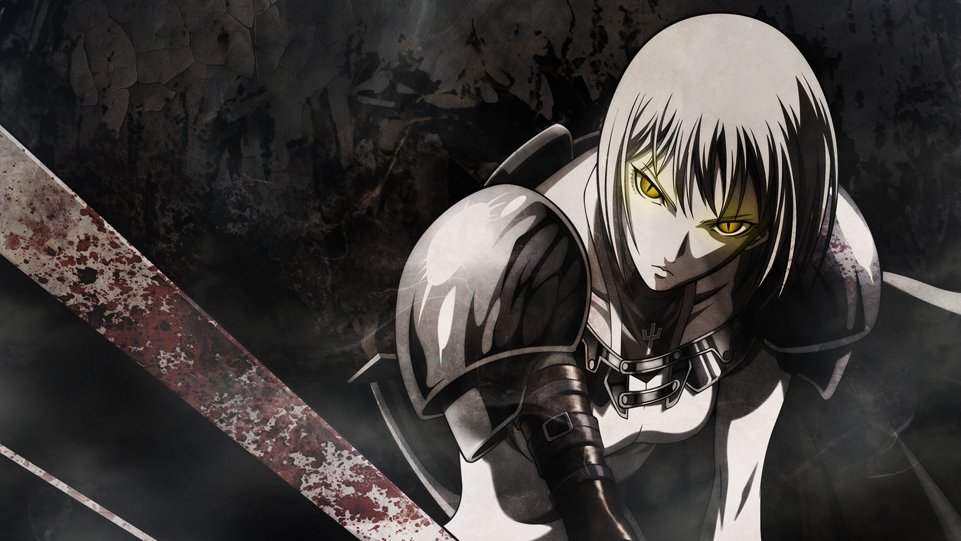 Awesome Claymore free wallpaper ID:351315 for hd 1080p desktop