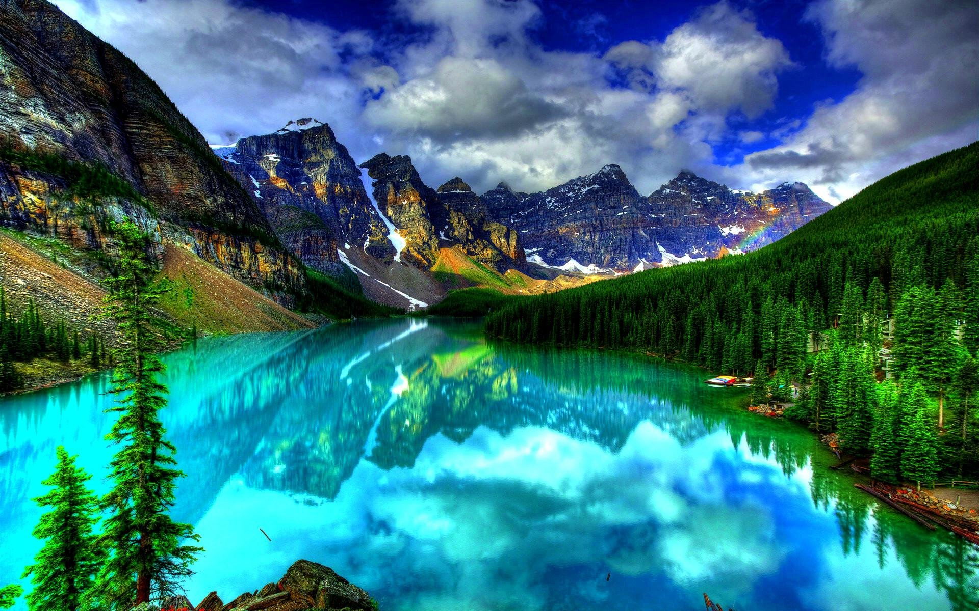Best Moraine Lake Wallpaper Id 128748 For High Resolution Hd