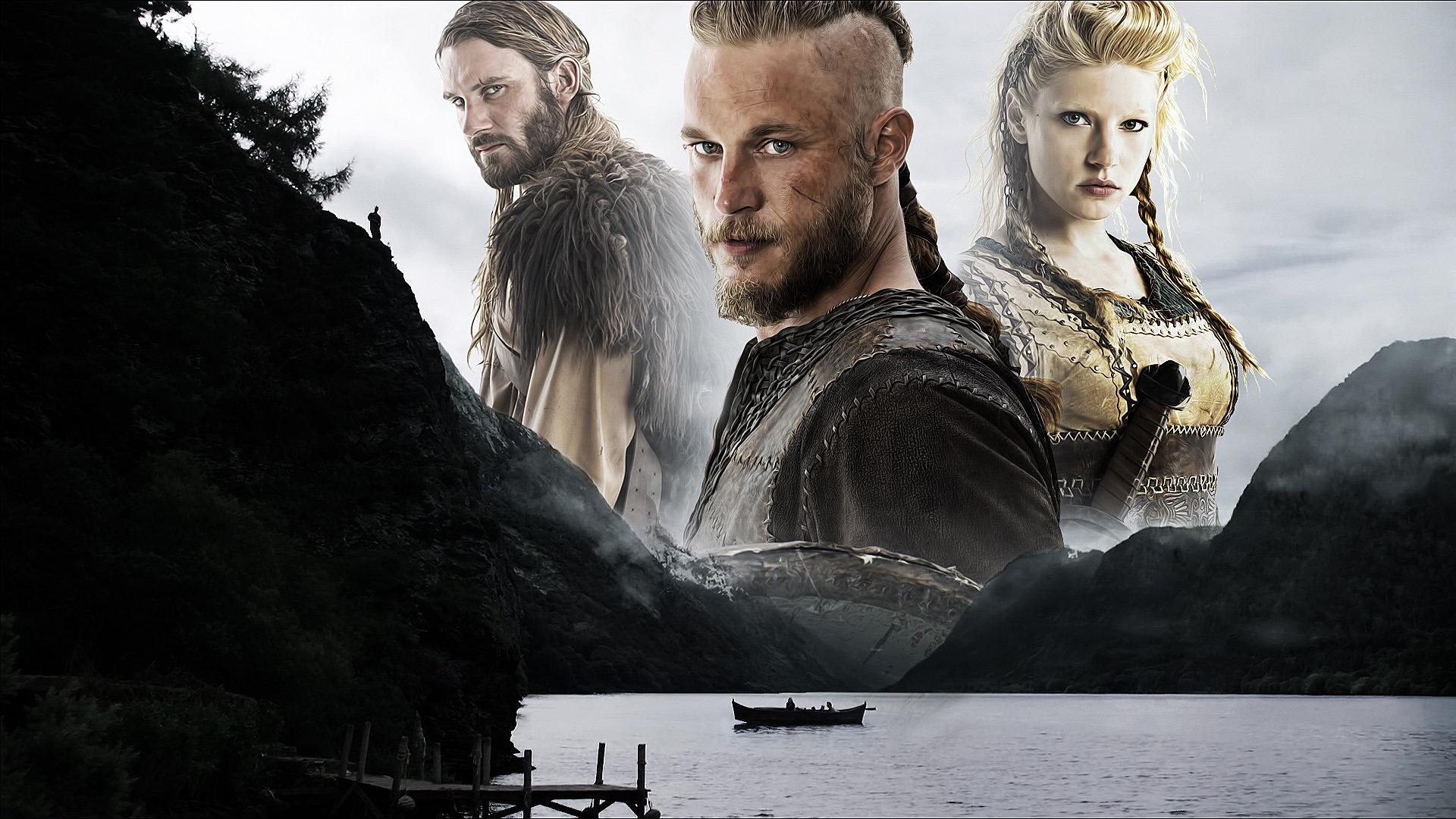 Awesome Vikings Free Wallpaper Id346216 For Hd 1080p Desktop