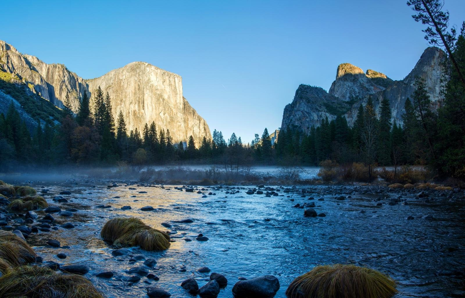 Yosemite national park wallpapers hd for desktop backgrounds - Wallpaper 1600x1024 ...