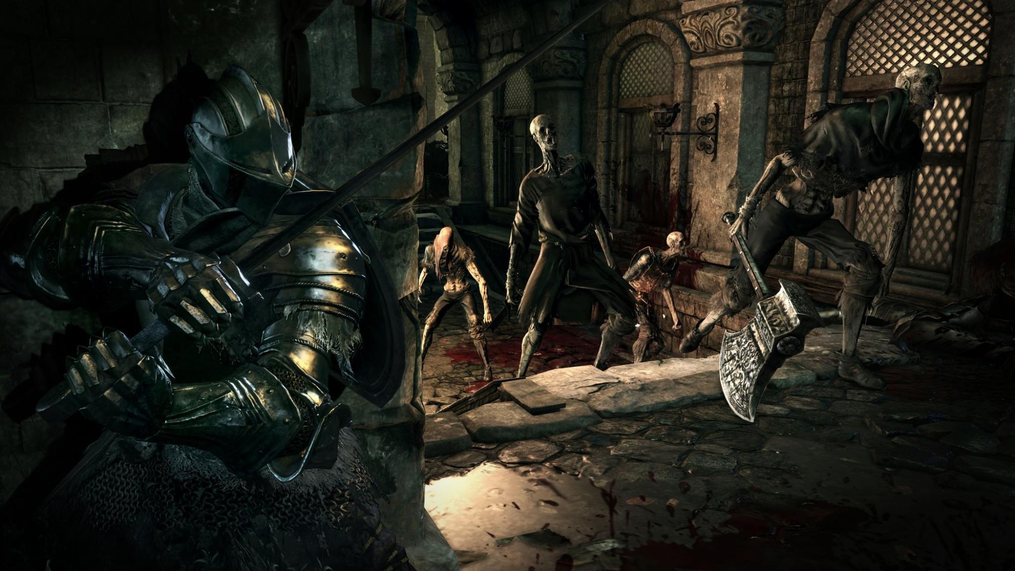 Dark Souls 3 Wallpapers Hd For Desktop Backgrounds