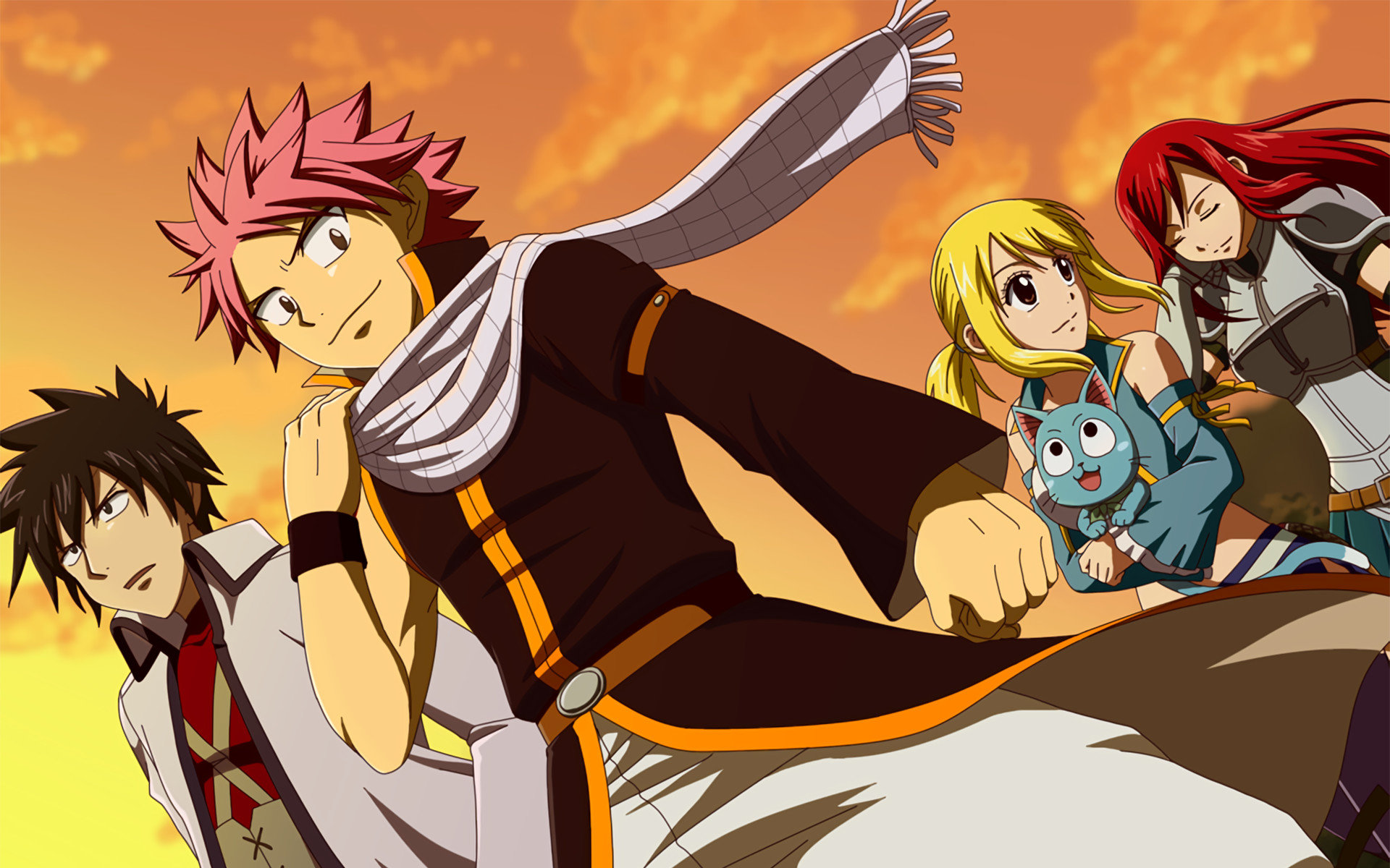 Best Fairy Tail Wallpaper Id41016 For High Resolution Hd