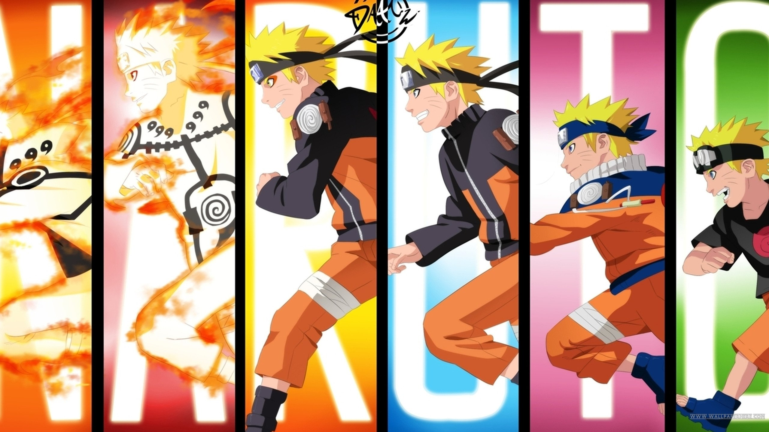 Awesome Naruto Uzumaki free wallpaper ID:395757 for hd 2560x1440 computer
