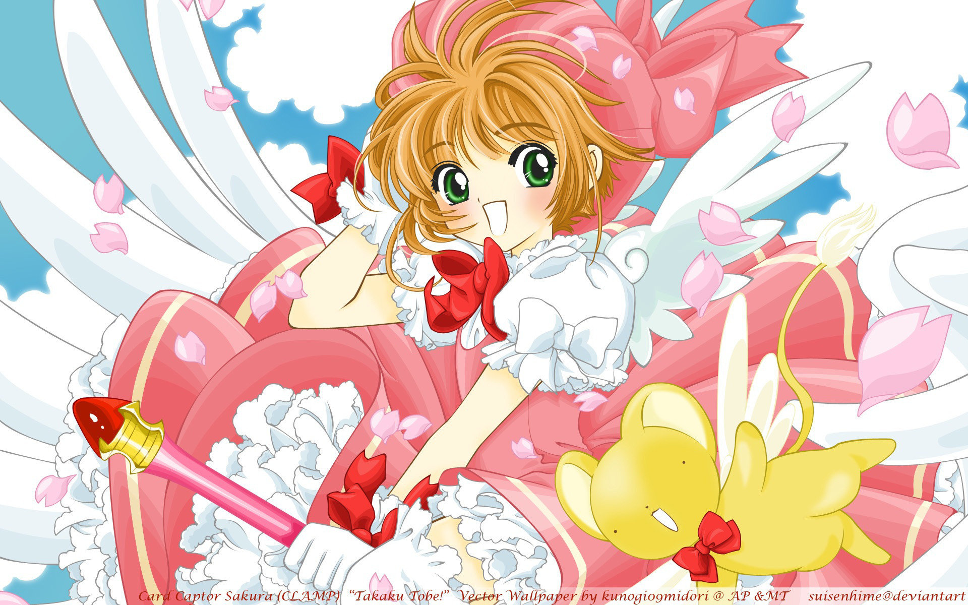 Awesome Cardcaptor Sakura free background ID:273855 for hd 1920x1200 PC