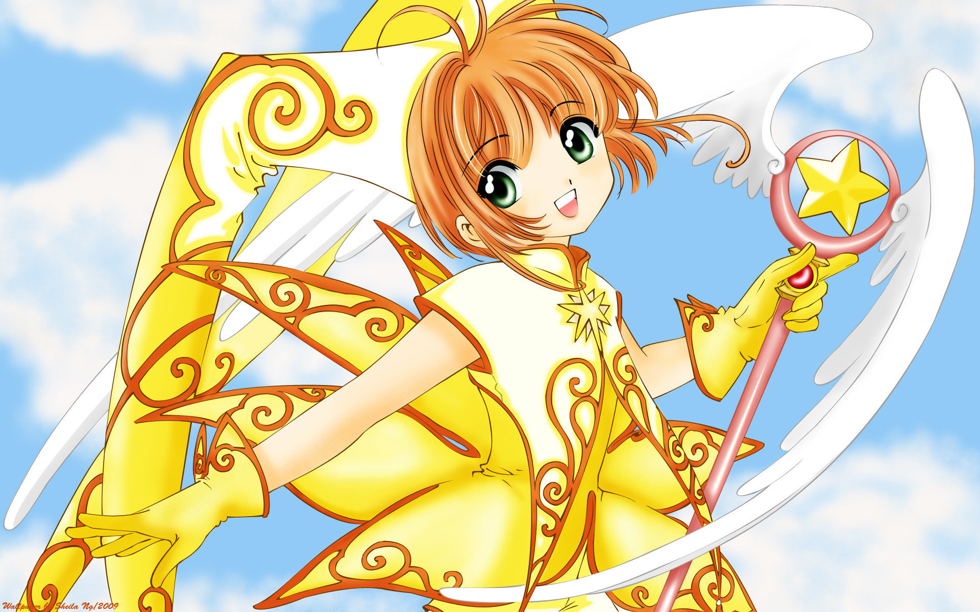 Best Cardcaptor Sakura wallpaper ID:273934 for High Resolution hd 1920x1200 PC