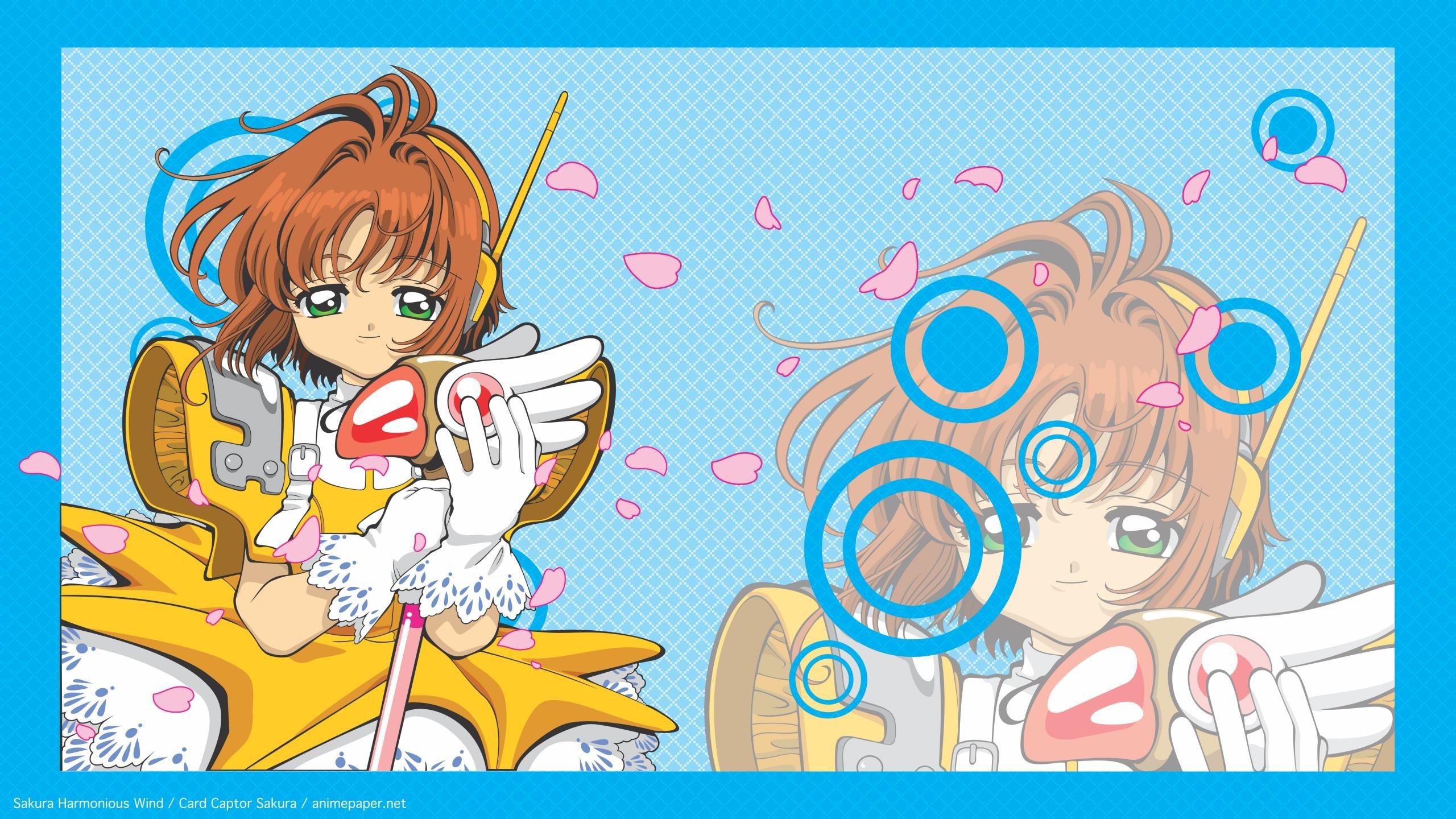 Cardcaptor sakura wallpapers 2560x1440 desktop backgrounds - Sakura desktop ...